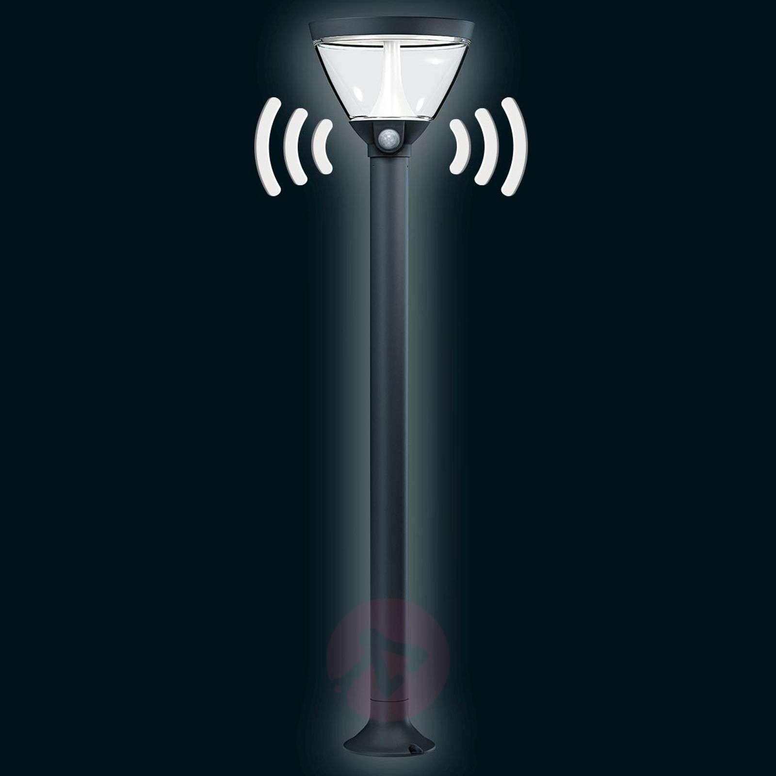 Endura Style Lantern Solar LED-pylväsvalaisin-7261313-01