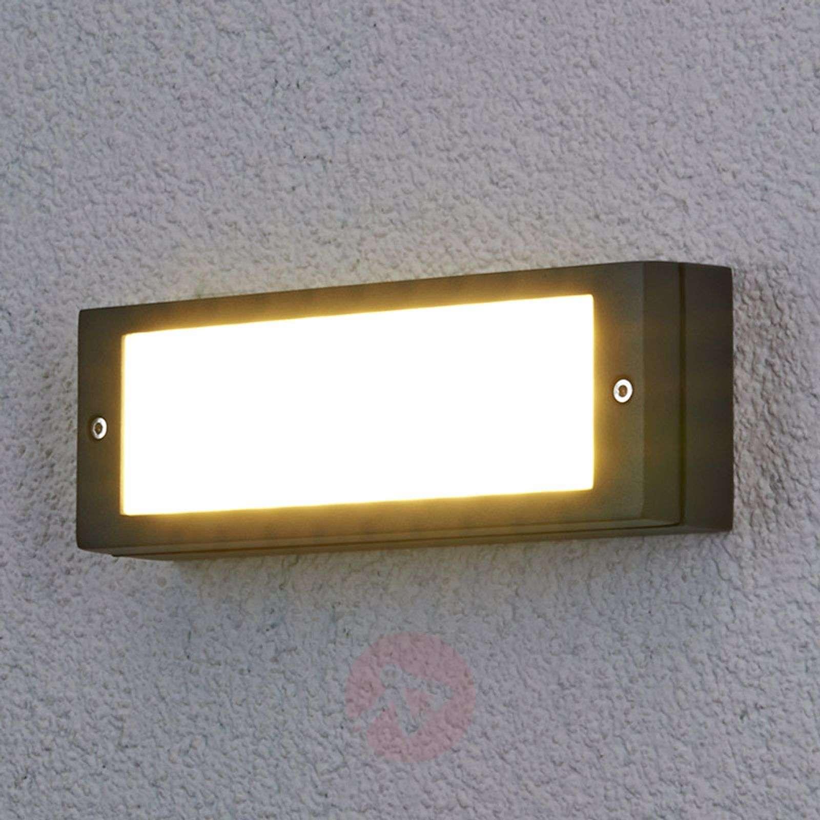 Energiaa säästävä LED-ulkoseinävalaisin Rachel-9618007-01