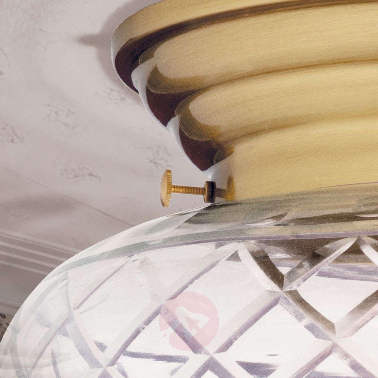 Ensiluokkainen kattovalaisin ENNA, Ø 31 cm-7253992-01