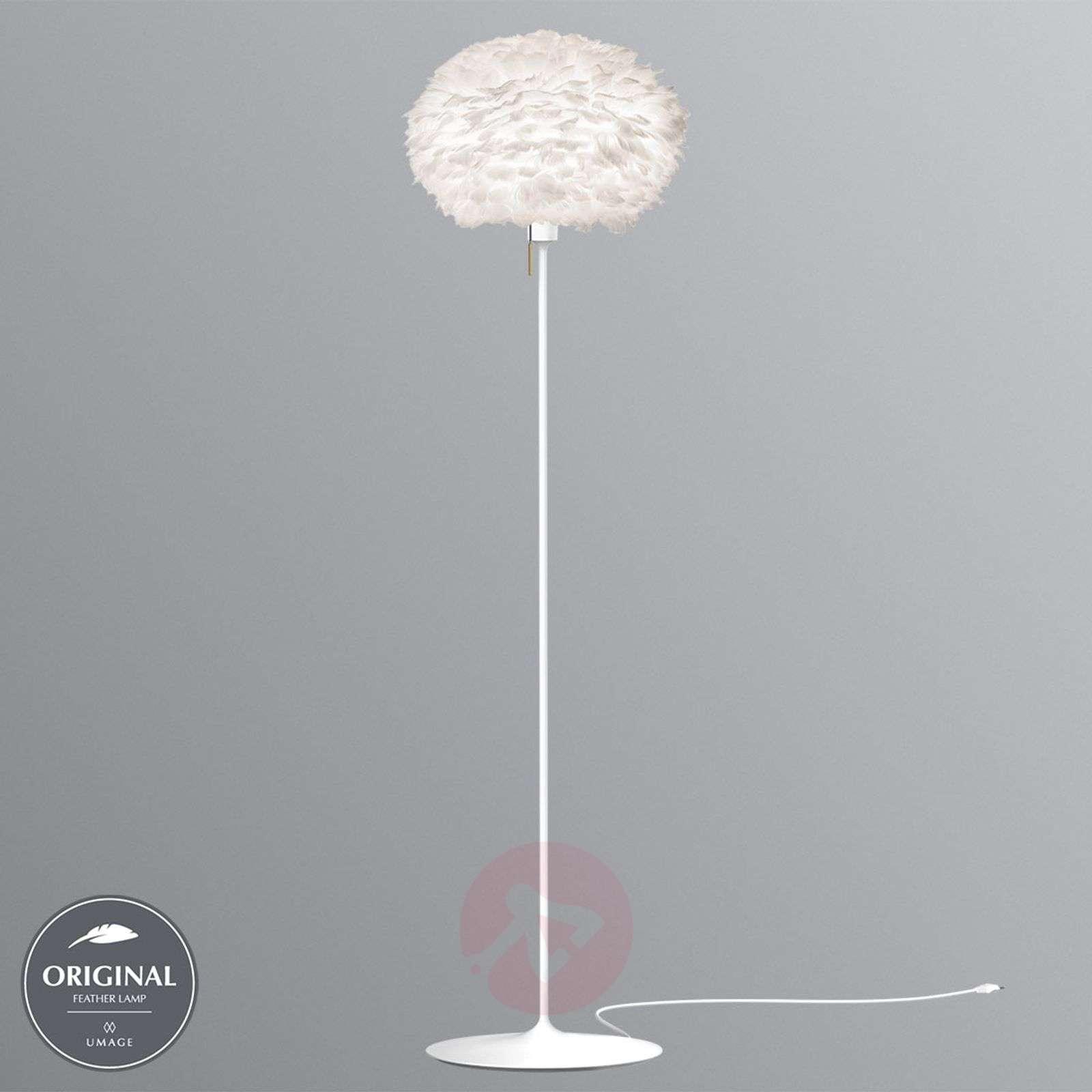 Eos – design-lattiavalaisin medium valkoinen-9521115-01