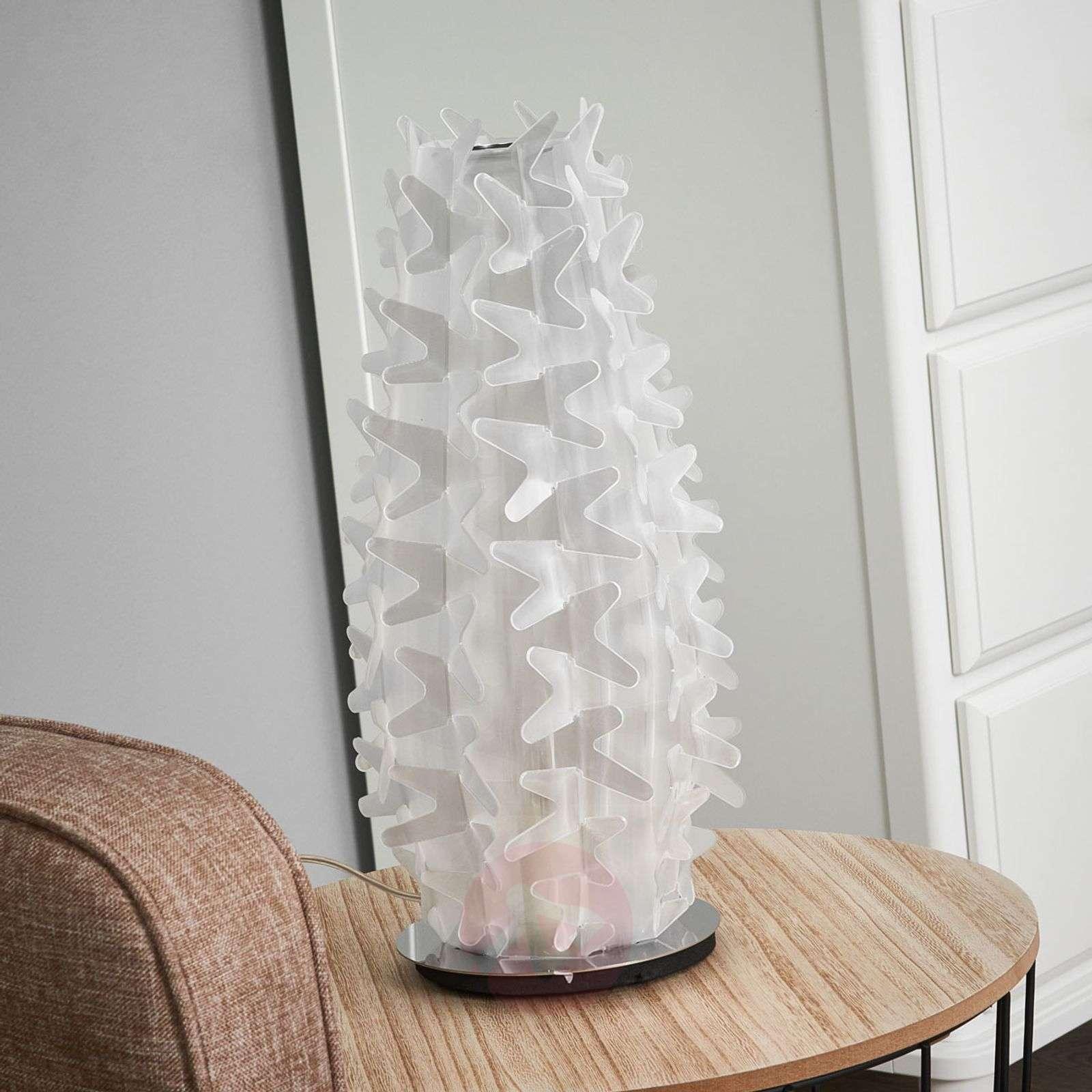 Epätavallinen pöytävalaisin Cactus XM Prisma-8503157-01