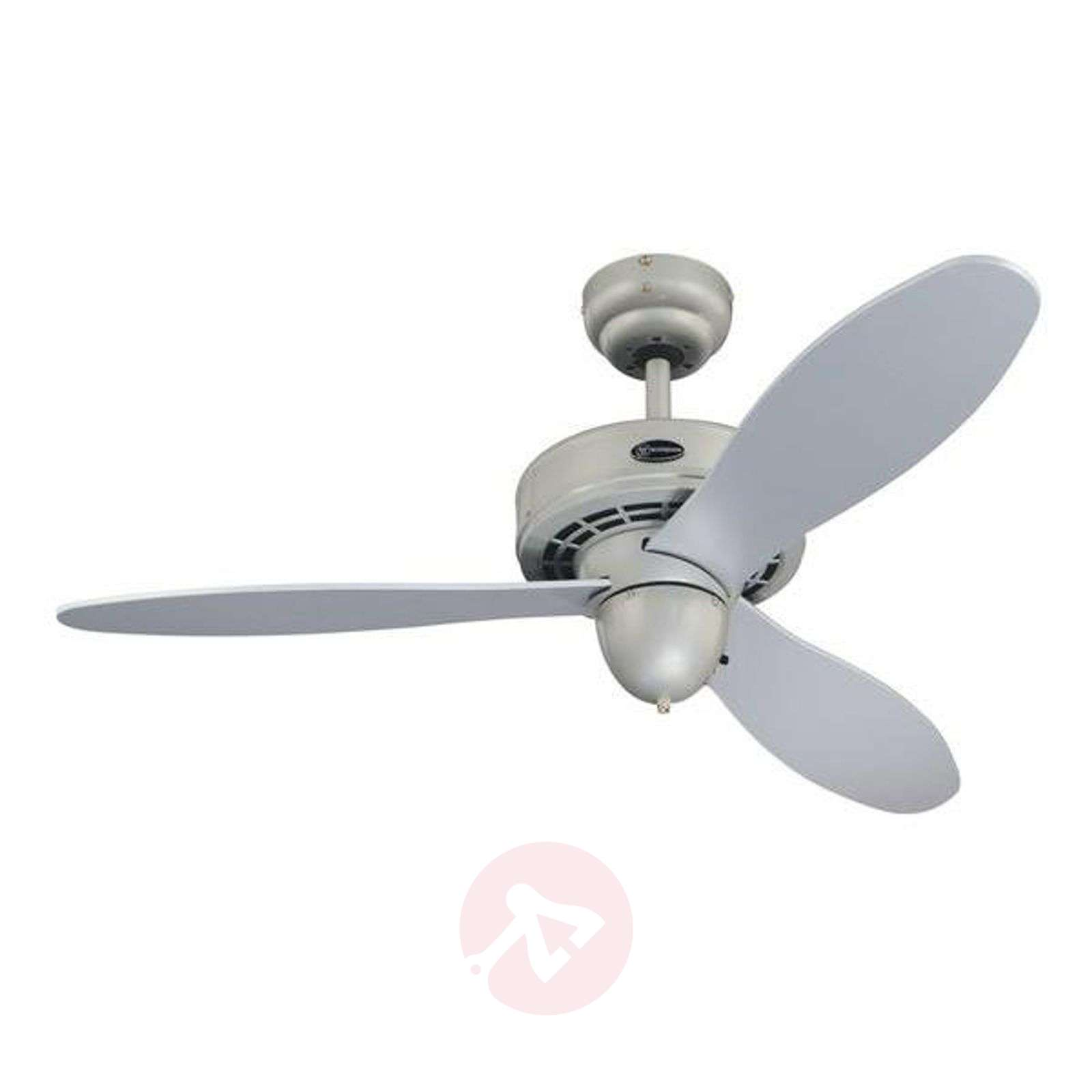 Erittäin hiljainen hopeinen Airplane-tuuletin-9602038-02