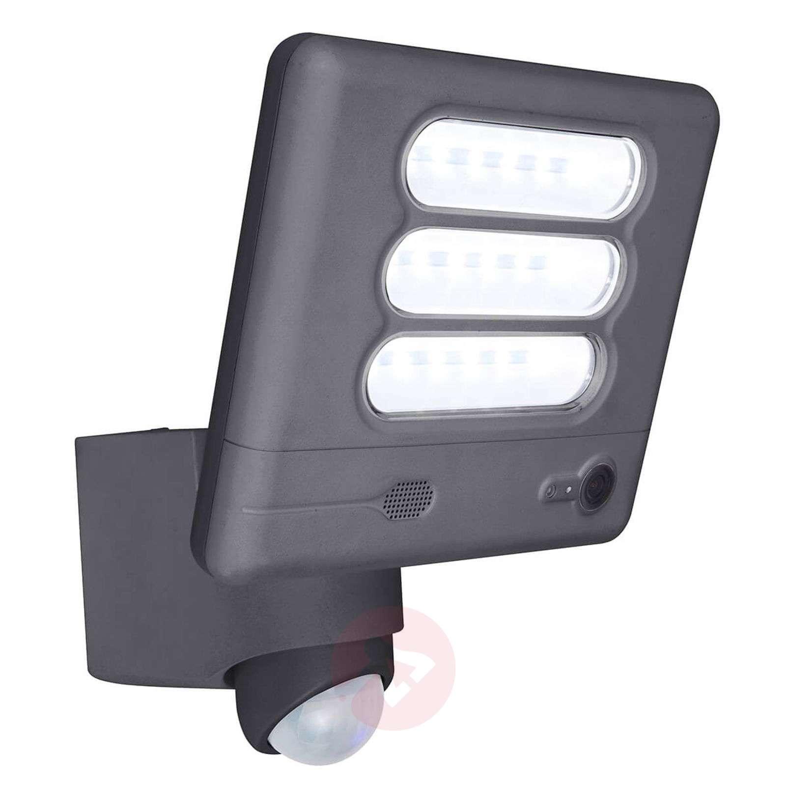 Esa Cam LED-seinävalaisin ja valvontakamera-3006506-02