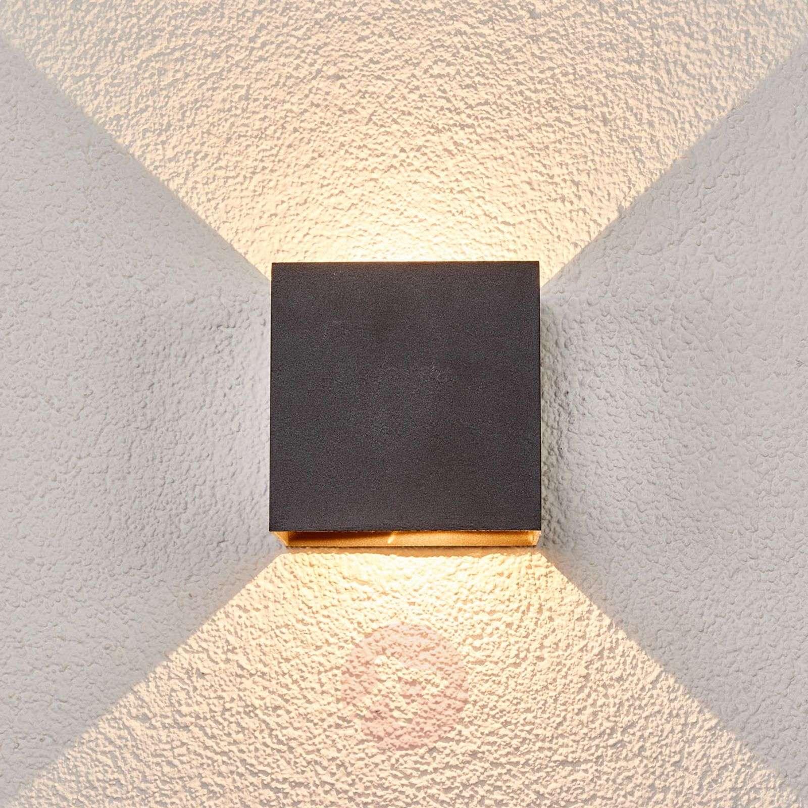 Evie – LED-ulkoseinävalaisin-9969034-02