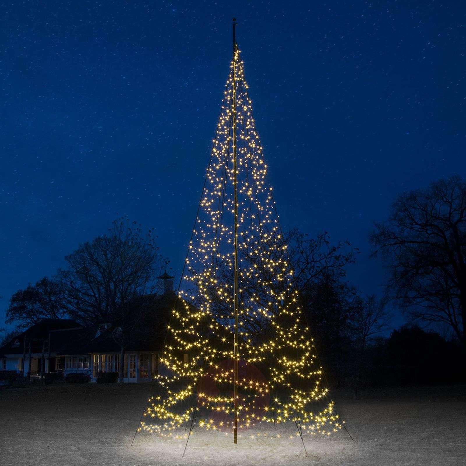 Fairybell® joulukuusi, 8m, 1500vilkkuvaa LEDiä-4544015-01