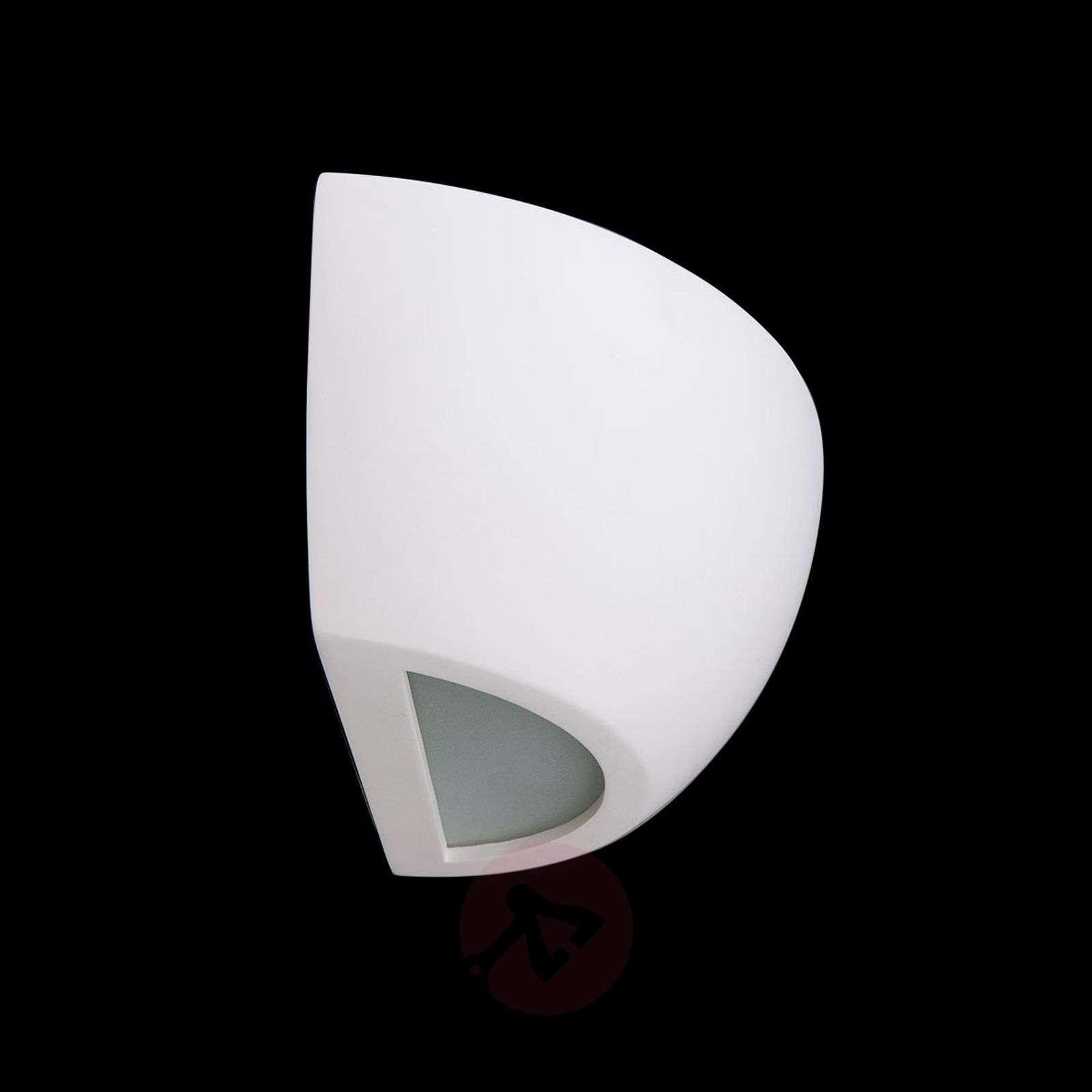 Felia elegantti kipsi-seinävalaisin valkoinen-9613007-02