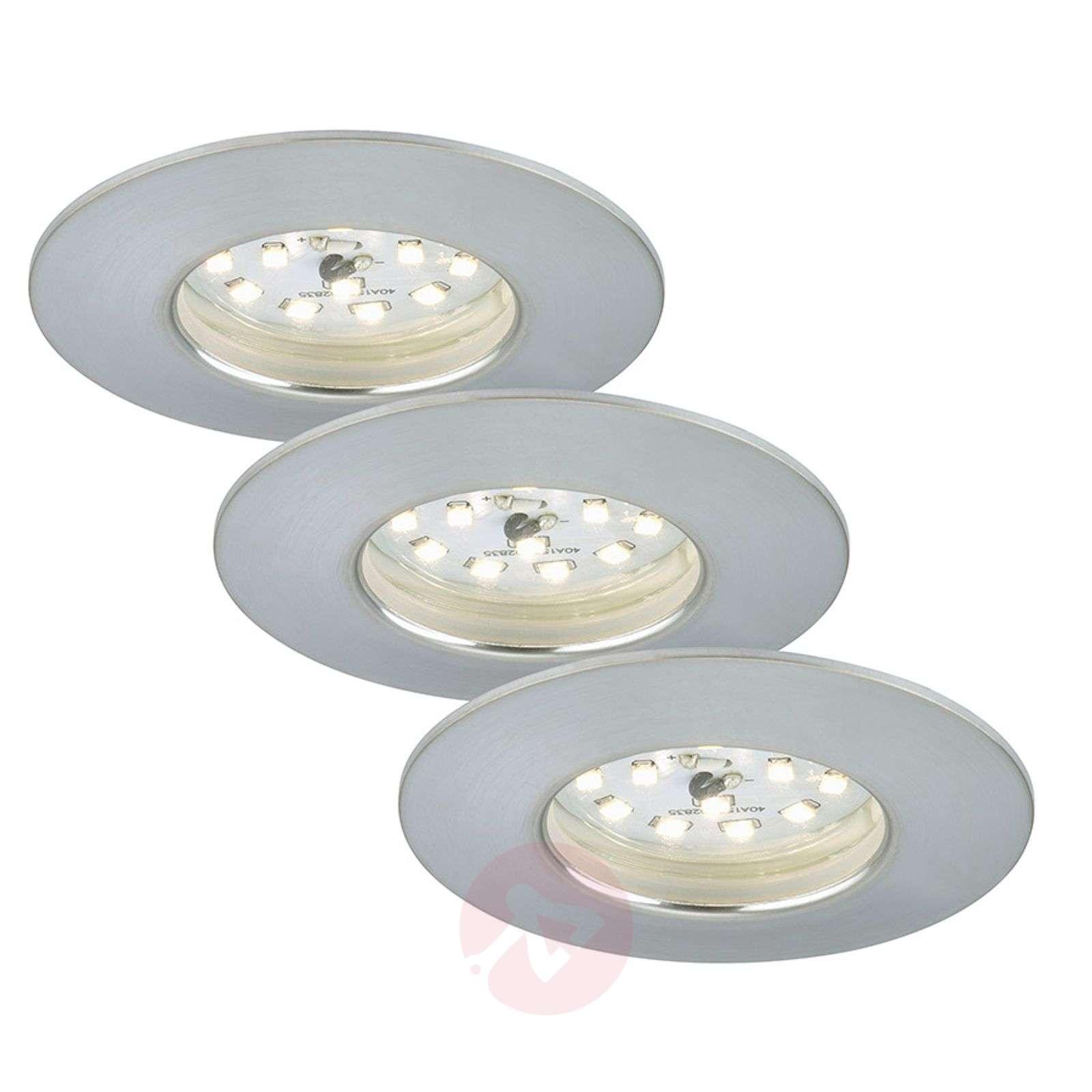 Felia-LED-uppovalaisin IP44, 3 kpl:n setti-1510321X-01