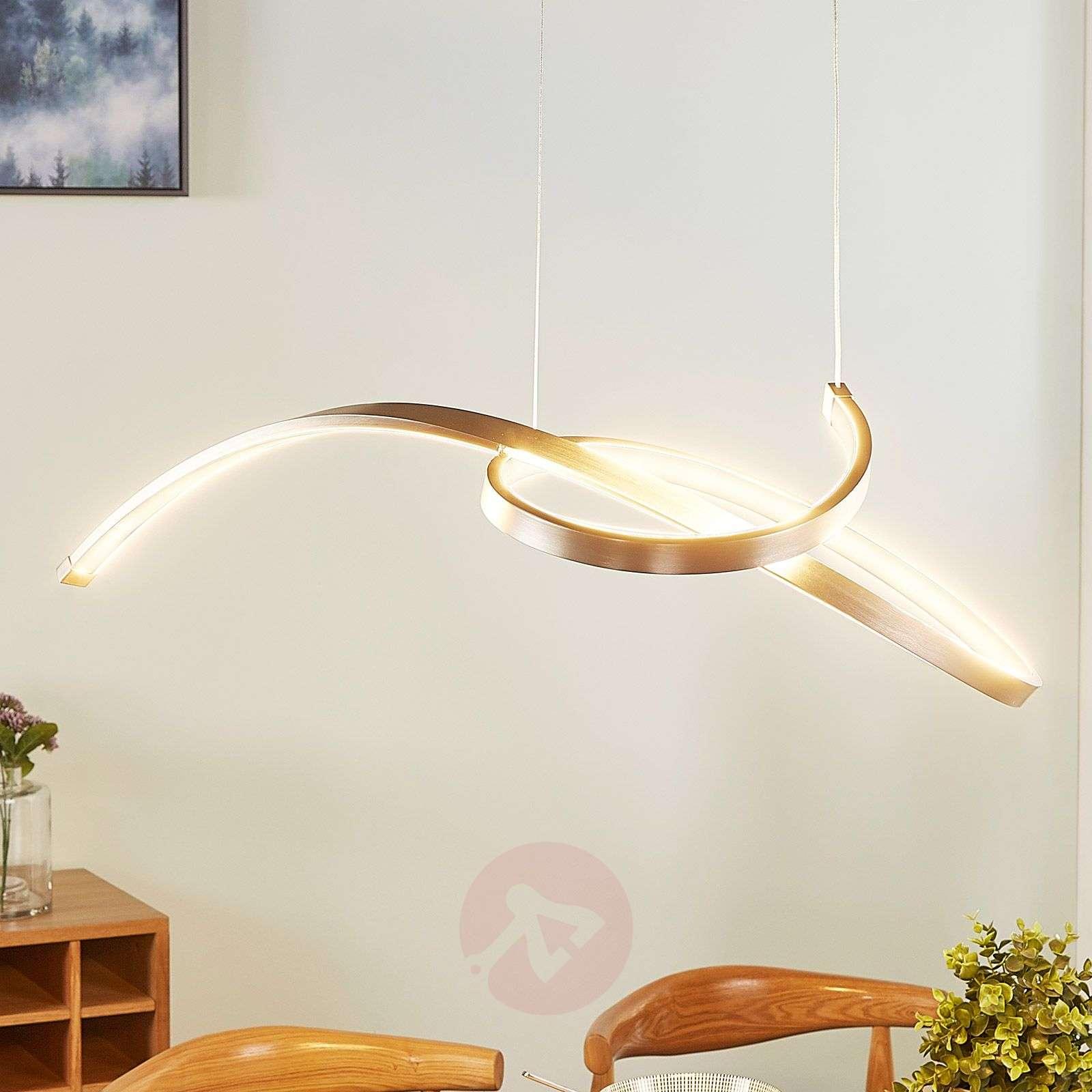 Filigraaninen LED-riippuvalo Dominykas-9621425-01