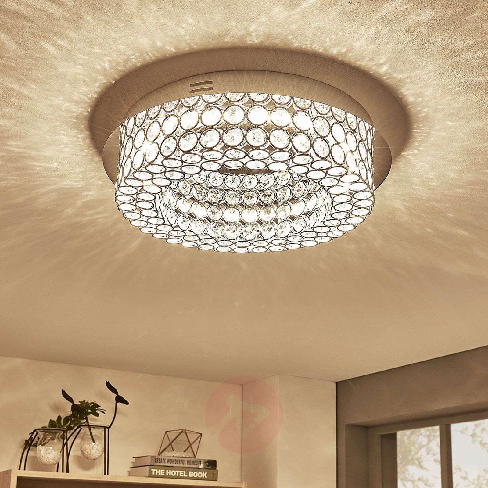 Filomena kimalteleva LED-kattolamppu-9621799-02