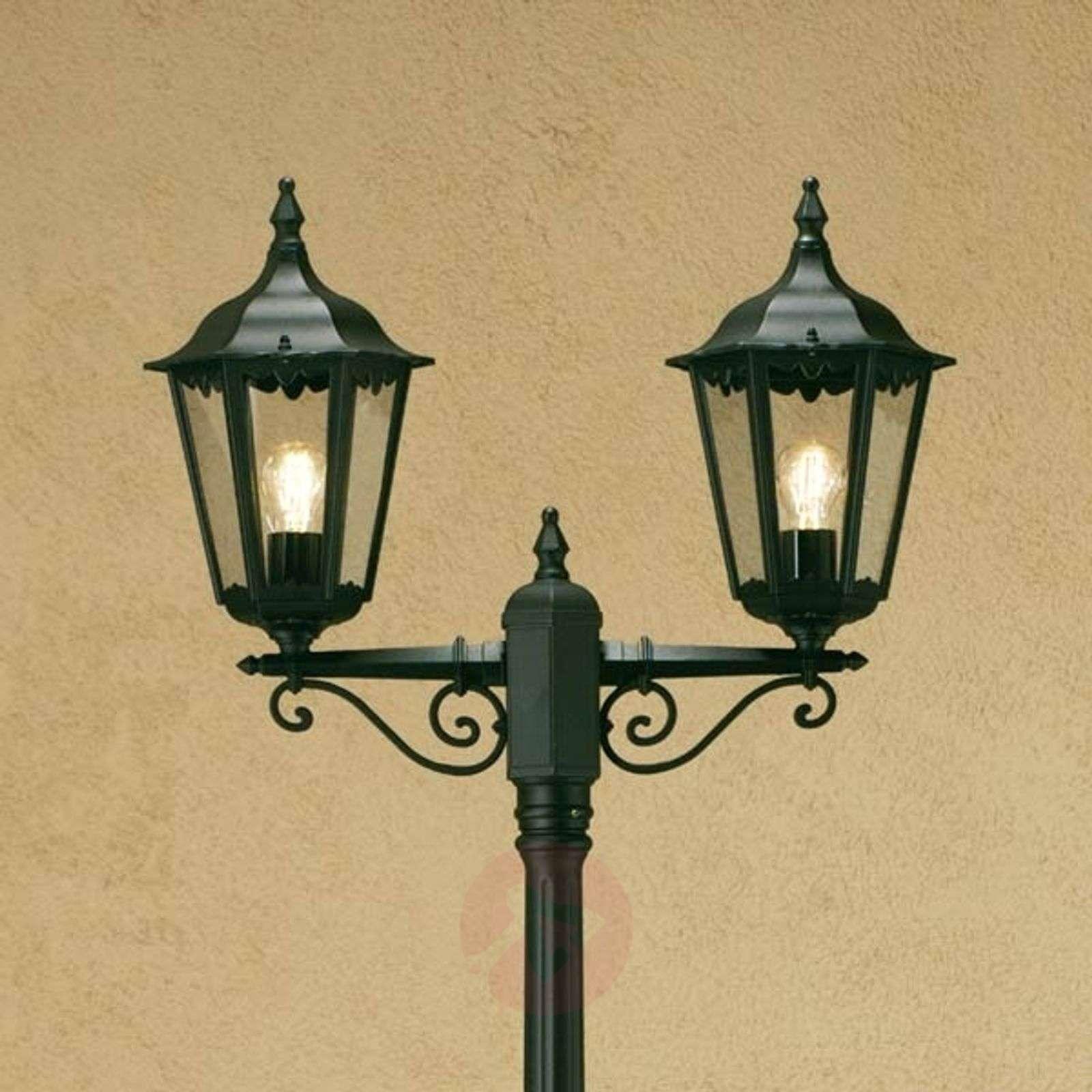 Firenze-lyhtypylväs, 2-lamppuinen-5522193X-01