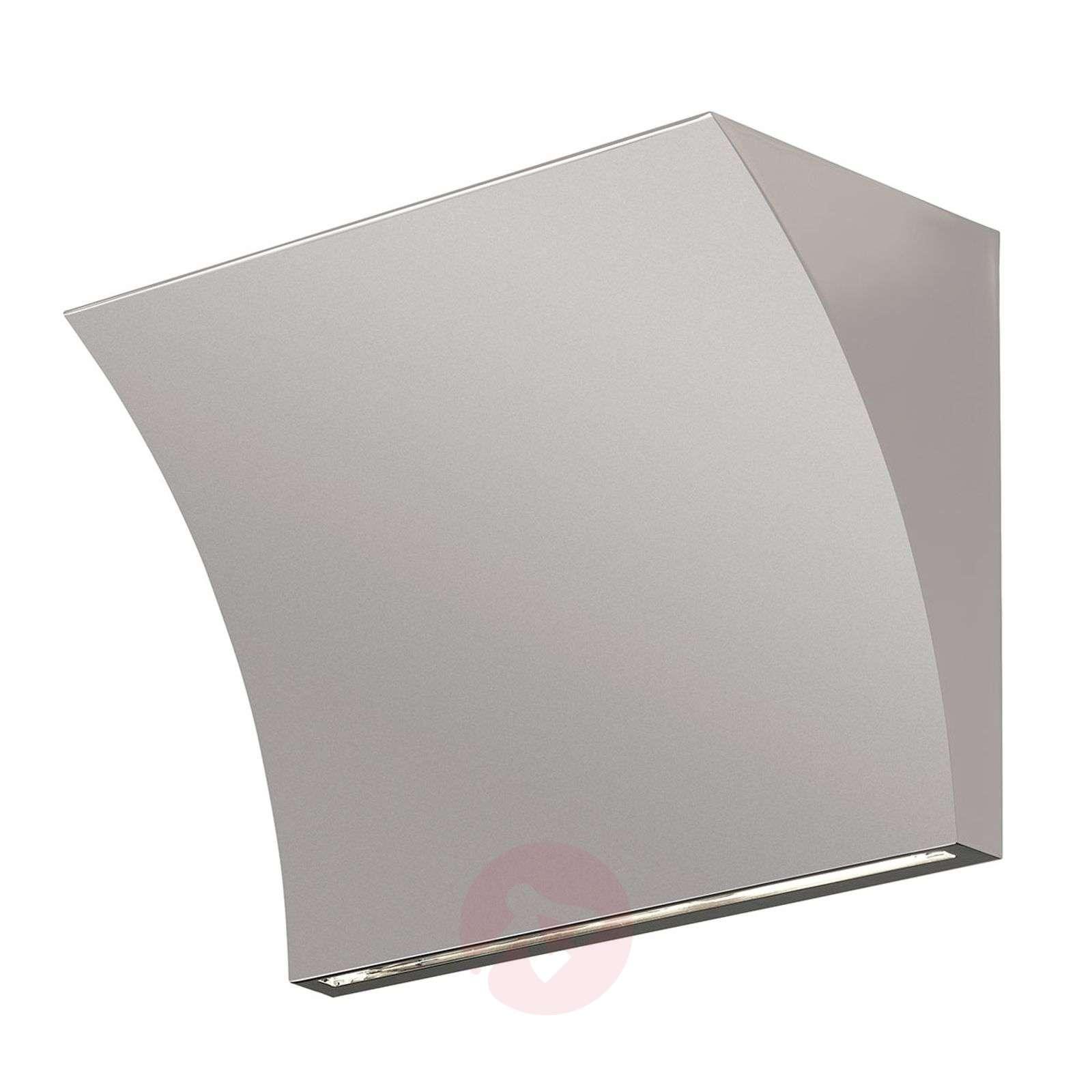 FLOS Pochette LED-seinävalaisin harmaa-3510508-01