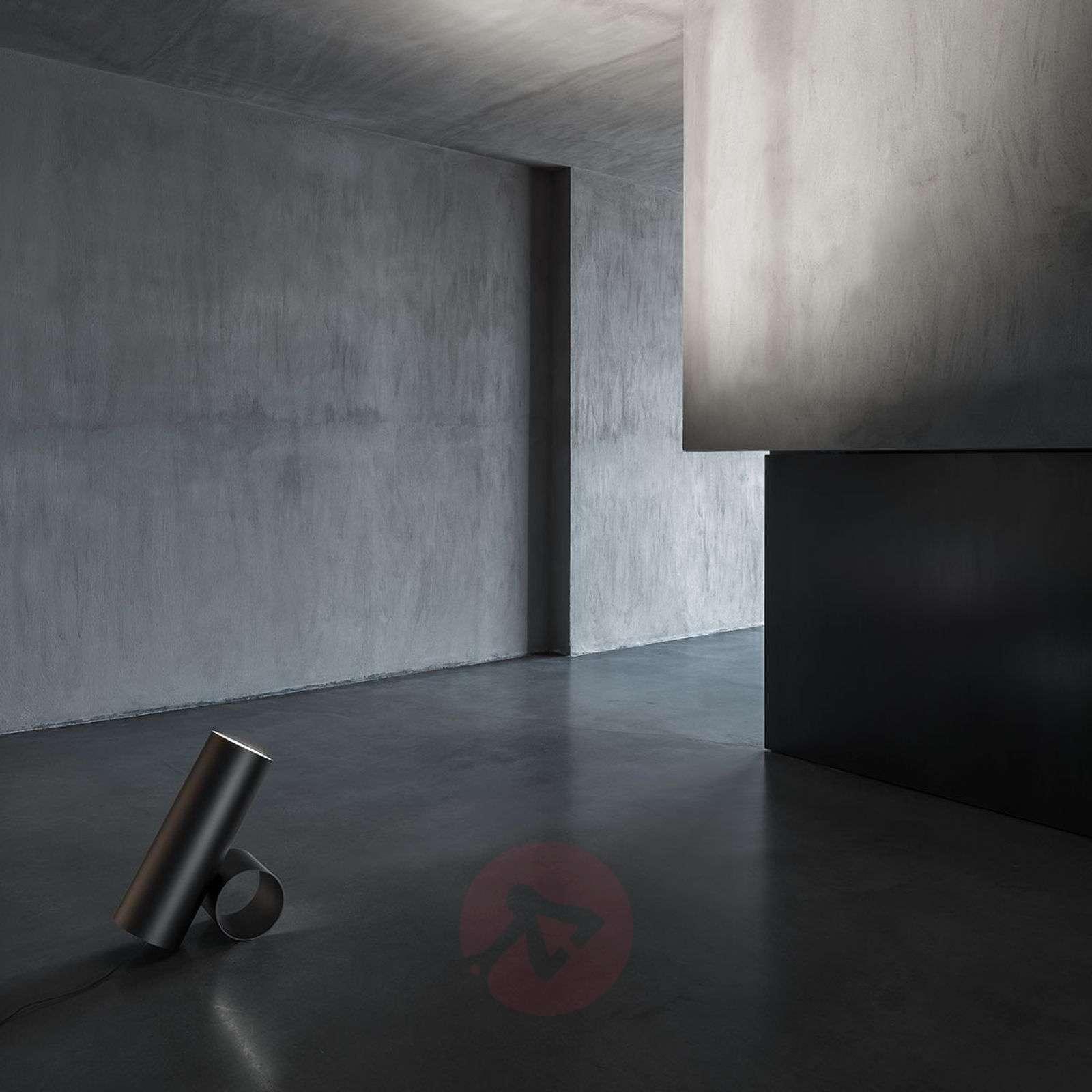 FLOS Sawaru LED-pöytävalaisin, kaksi lieriötä-3510514X-01