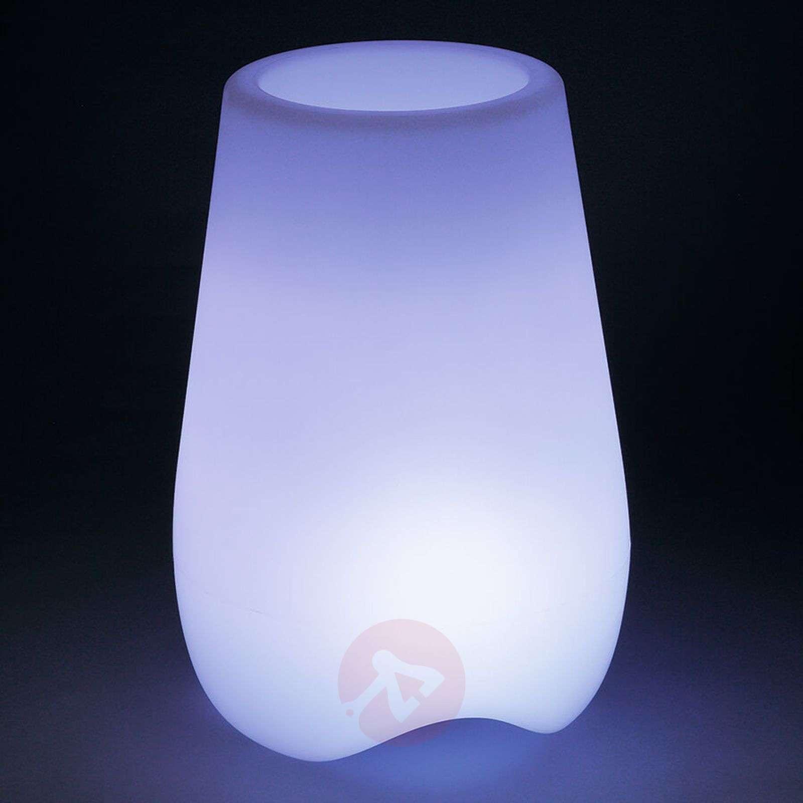 Flowerpott LED-valaistu kukkaruukku-3012252-04