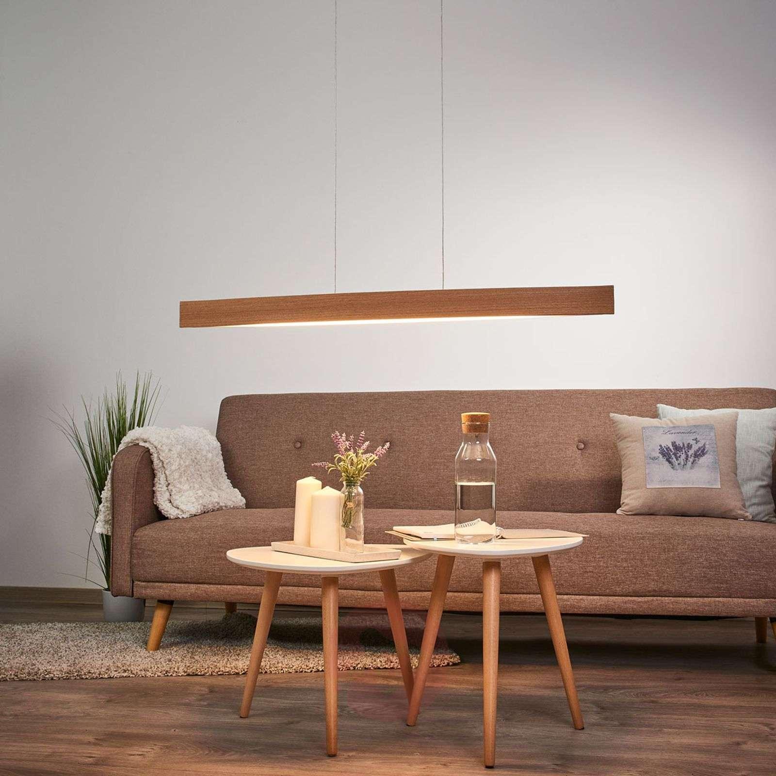 Fornes-LED-riippuvalaisin, luonnon tammi-3031531-01