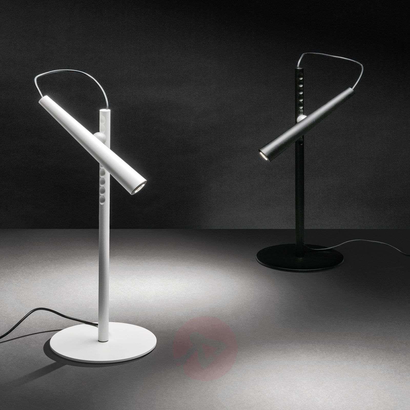 Foscarini Magneto LED-pöytävalaisin, valkoinen-3560034-01