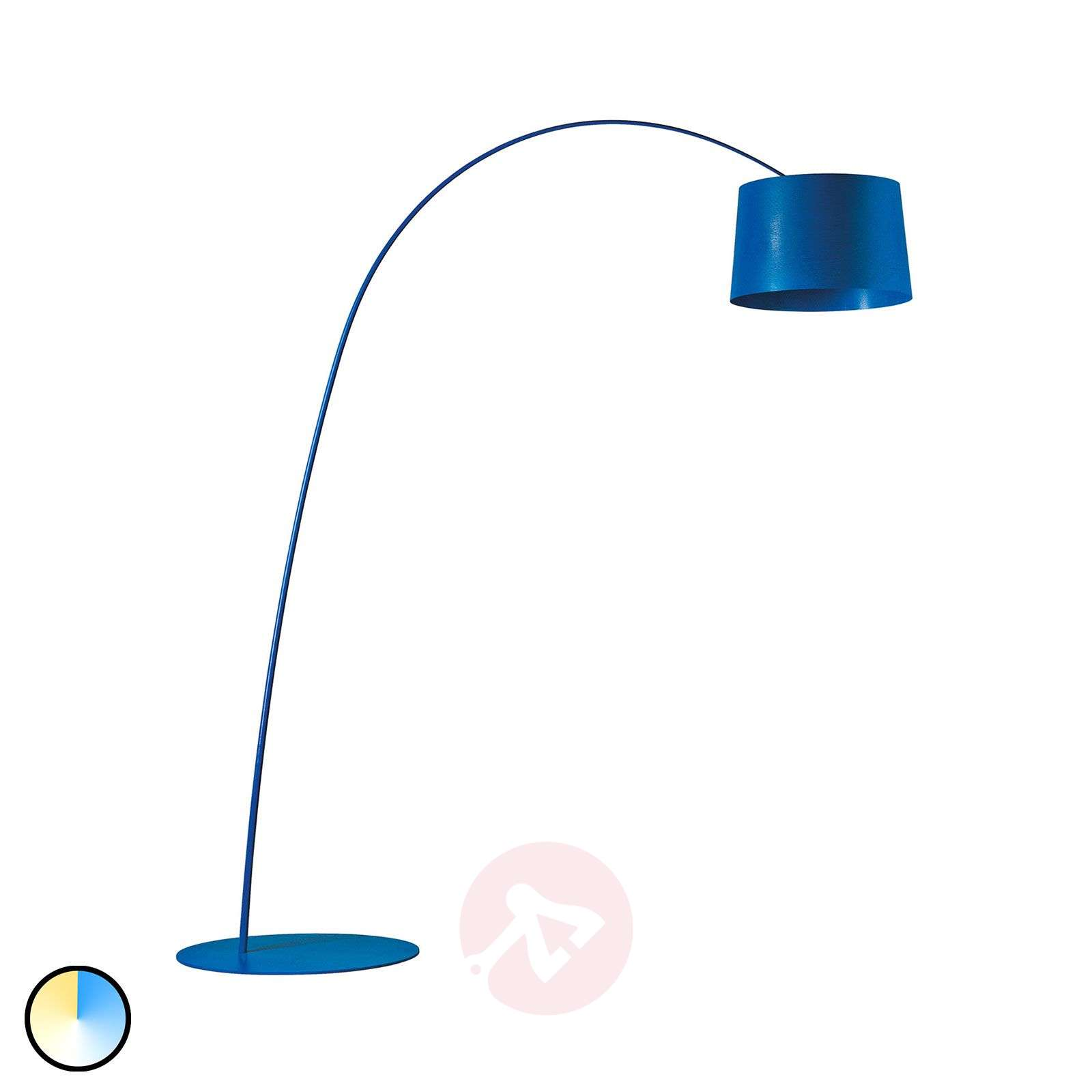 Foscarini MyLight Twiggy LED-kaarivalaisin indigo-3560167-01