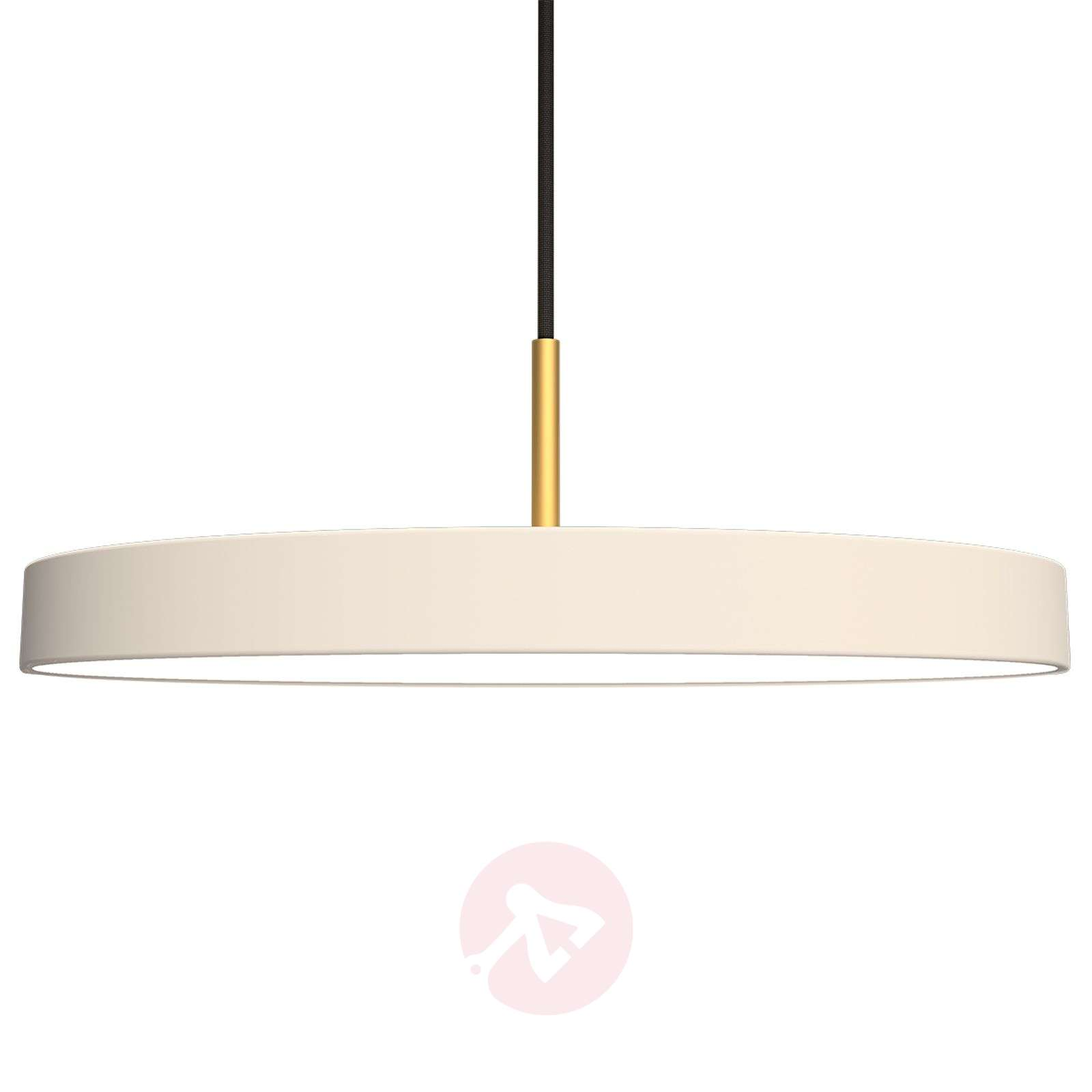 Futuristinen LED-riippuvalaisin Asteria-9521099X-01
