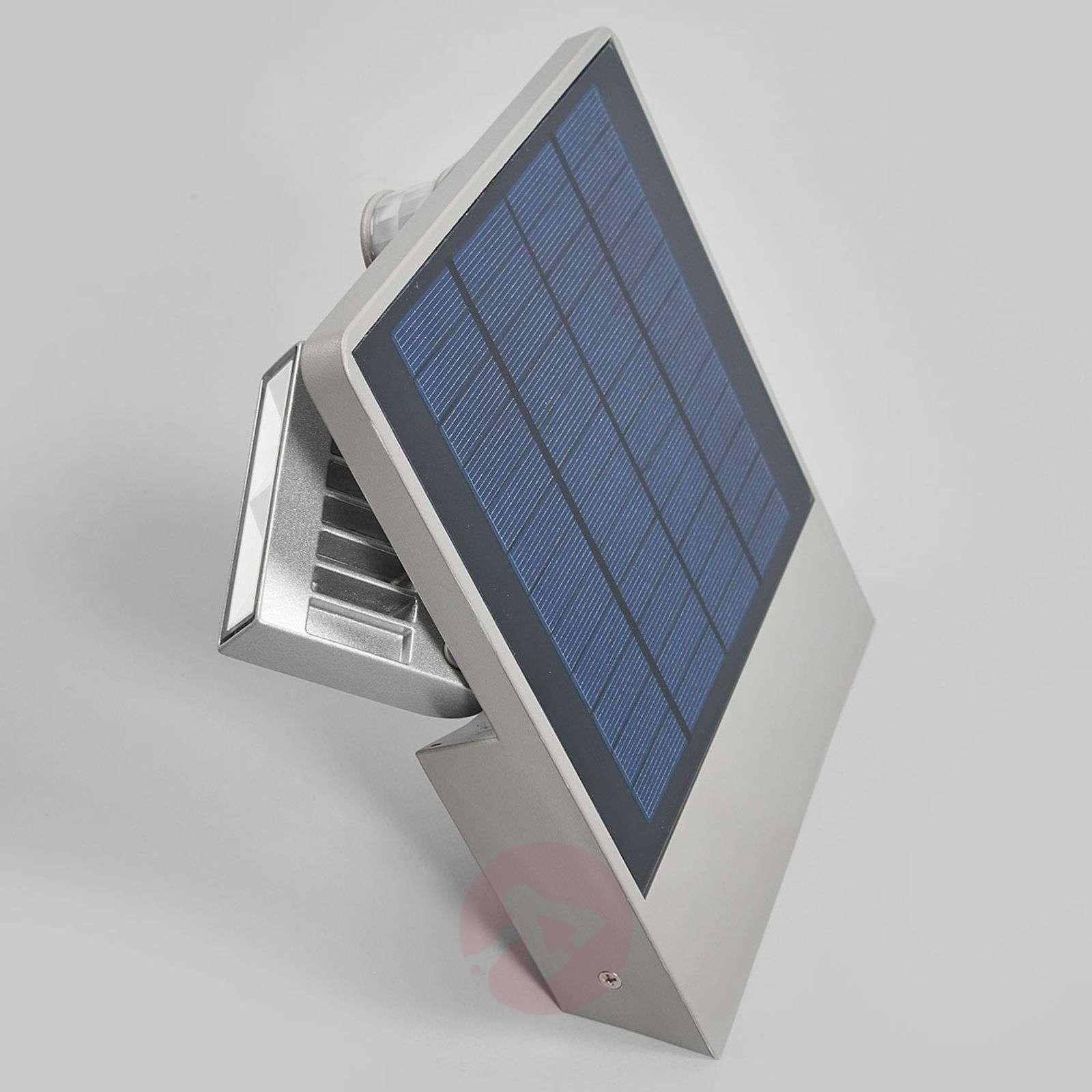 Ghost Solar – LED-ulkoseinävalaisin, liiketunn.-3006236-03