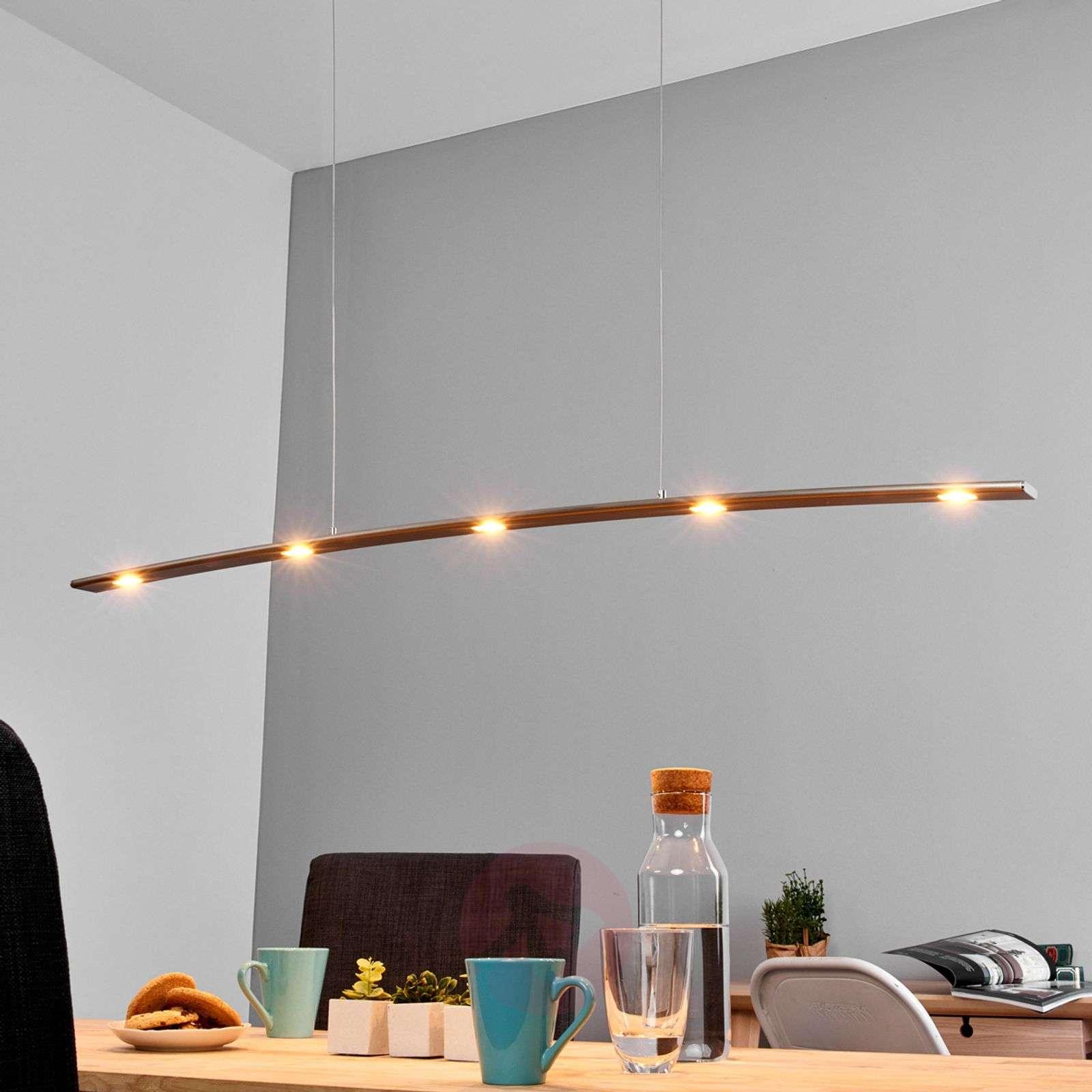 Gina kaareva riipusvalaisin, himmennettävät LEDt-6722309-01