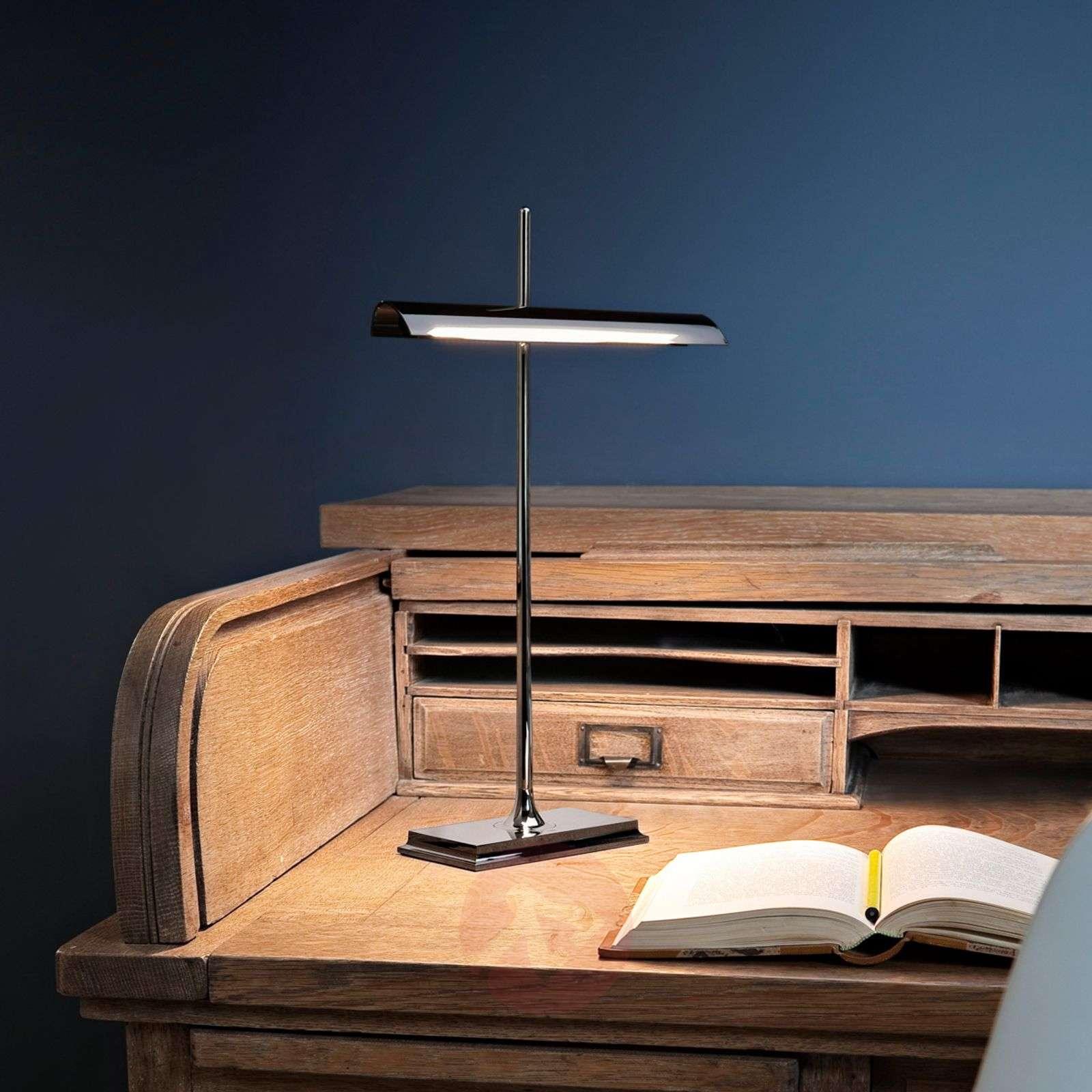 Goldman LED-pöytävalaisin, optinen anturi ja USB-3510283X-07