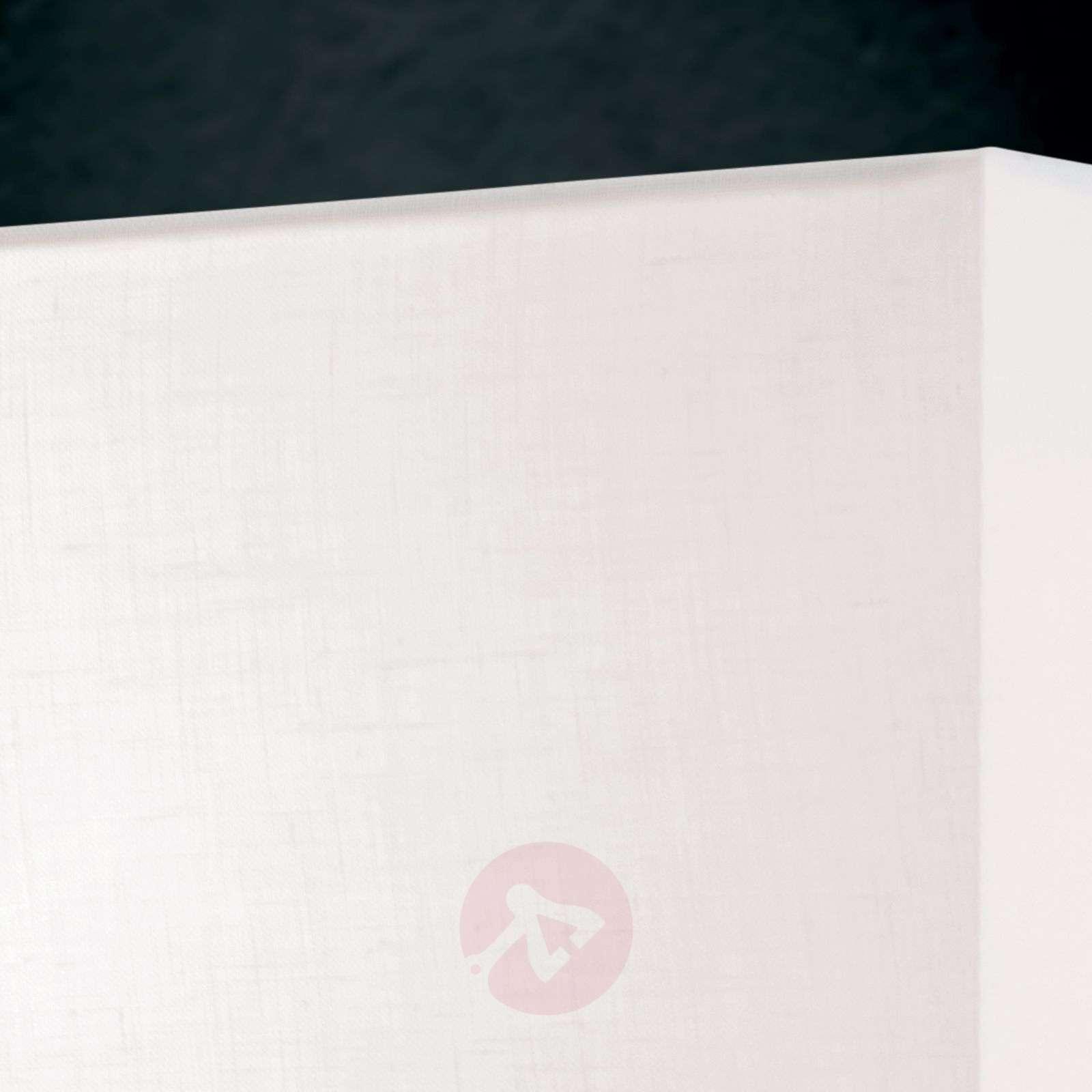 Grigor-pöytävalaisin valkoisella pellavavarjost.-7255160-01