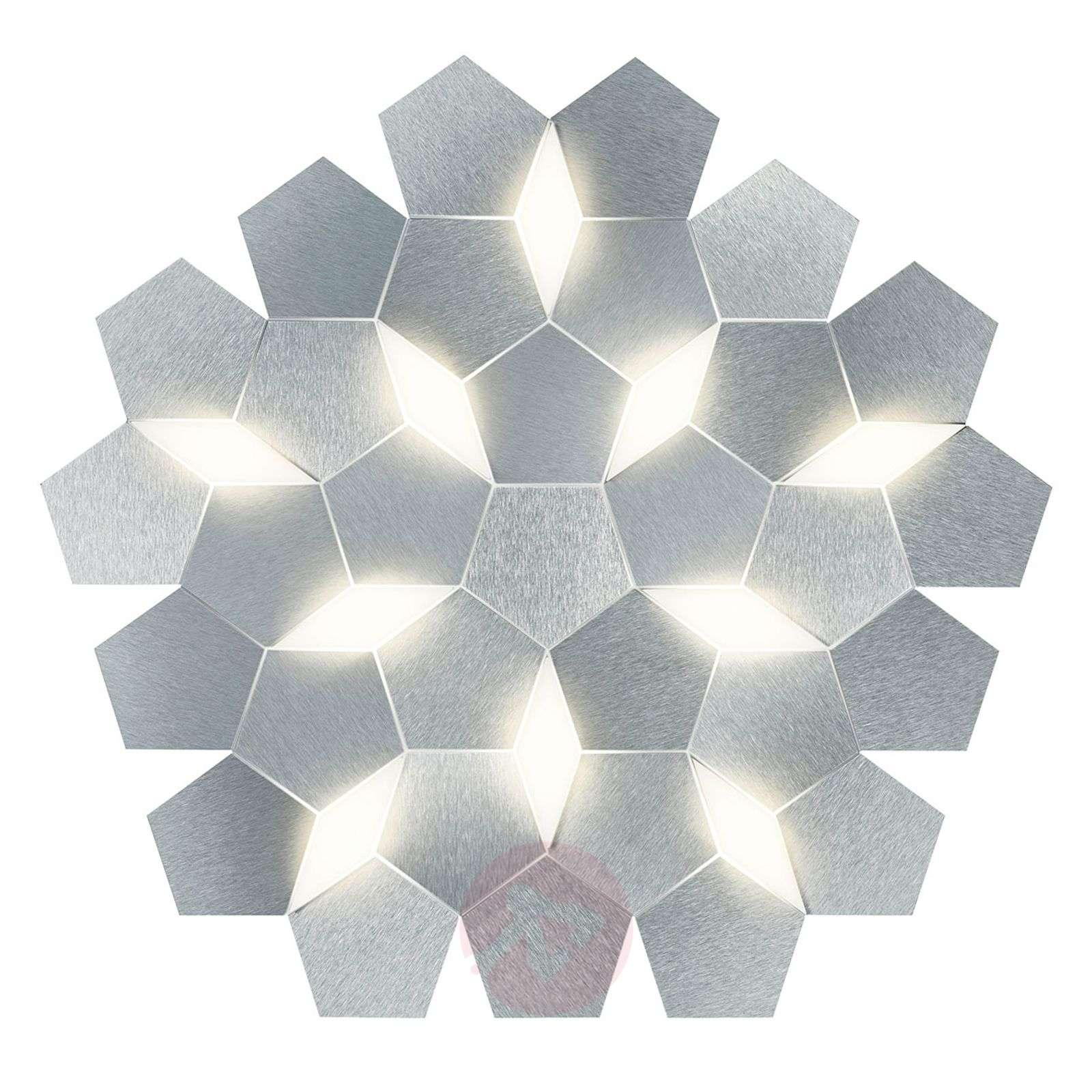 GROSSMANN Karat LED-kattovalaisin-4022039X-01