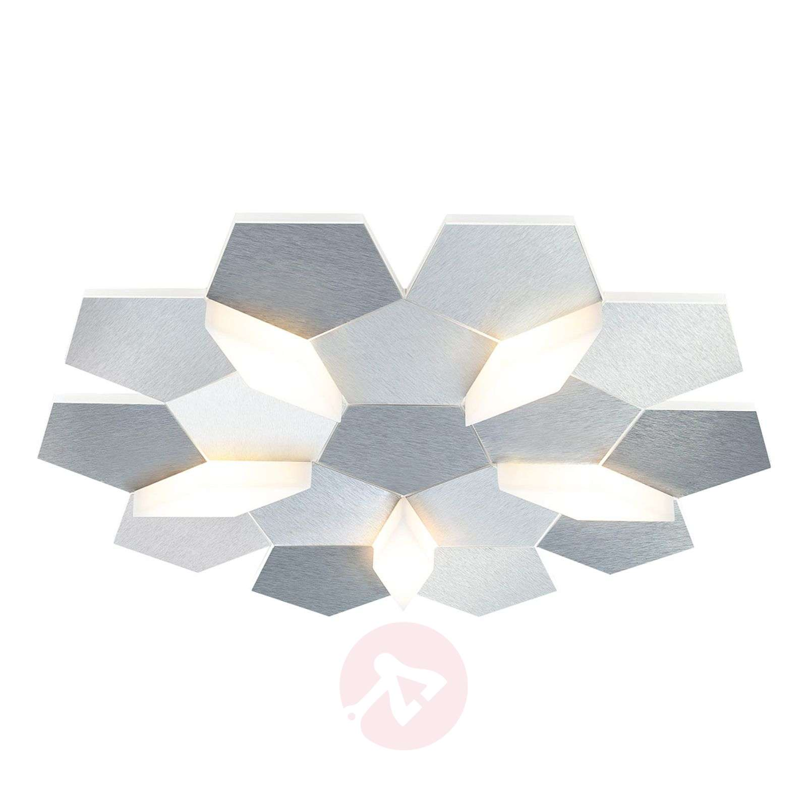 GROSSMANN Karat LED-kattovalaisin 5-lampp.-4022039-01