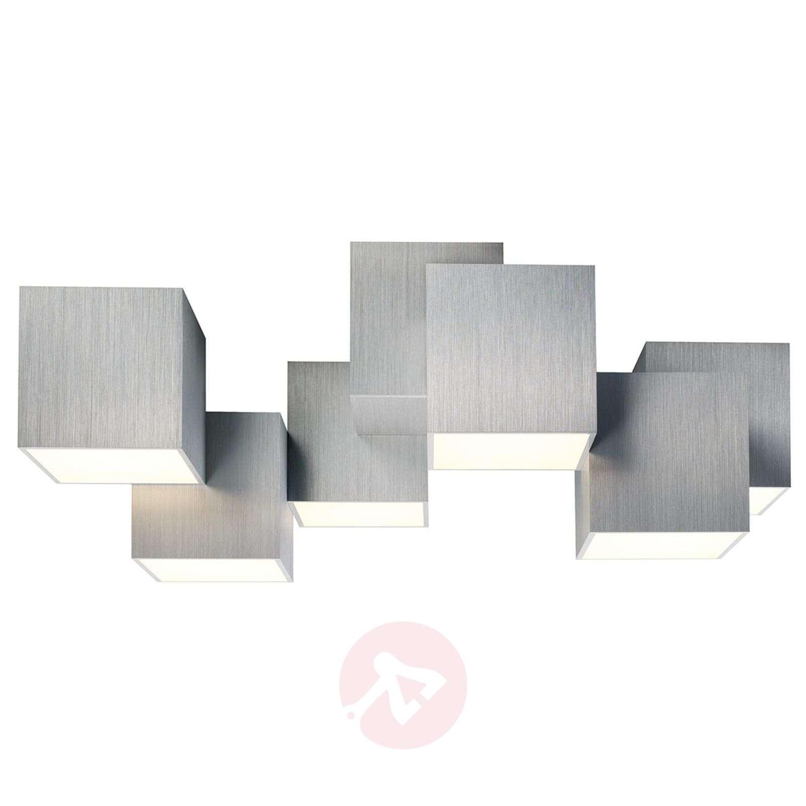 GROSSMANN Rocks LED-kattovalaisin 6-lamppuinen-4022070-01