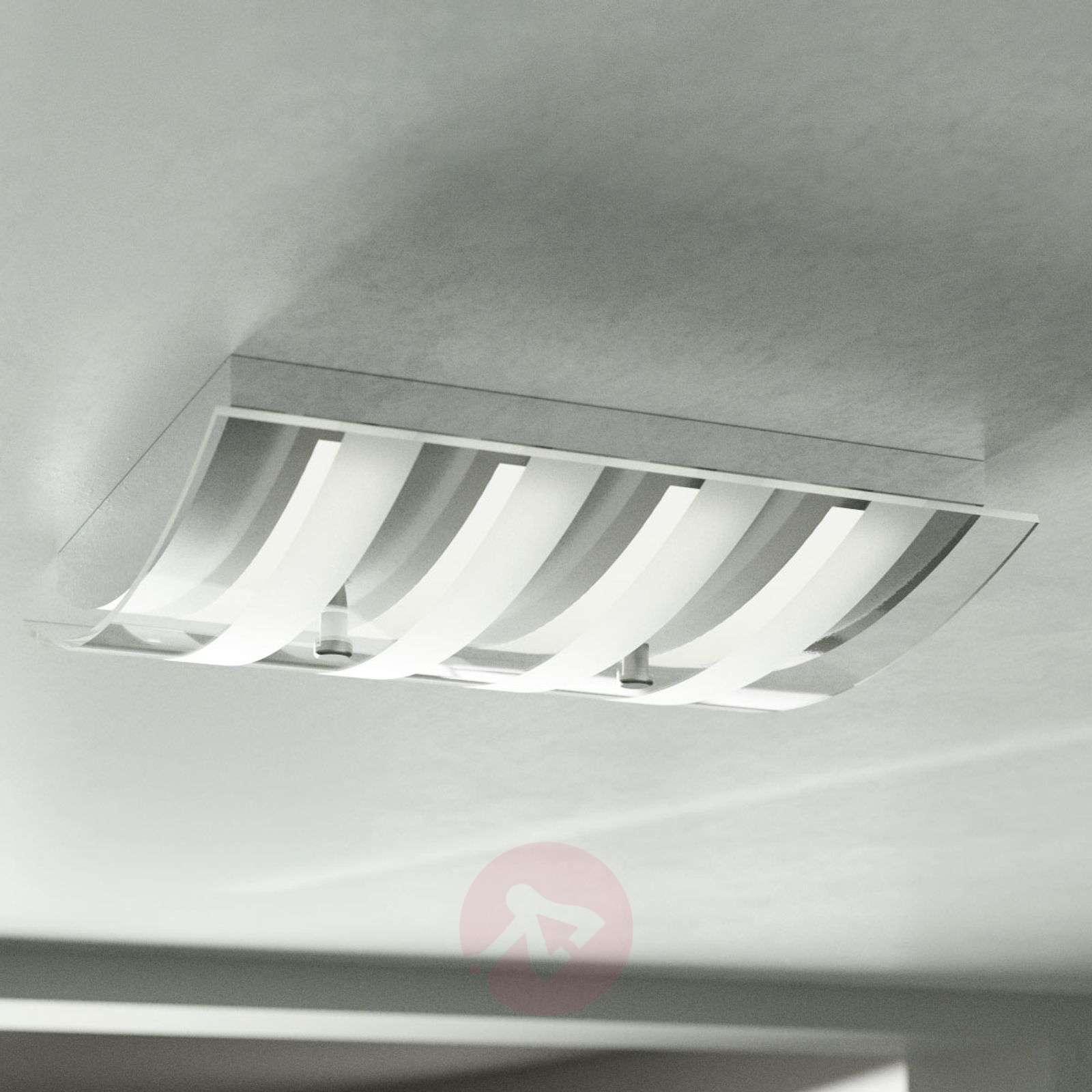 GROSSMANN Vita LED-kattovalaisin, kromi-4022057-01