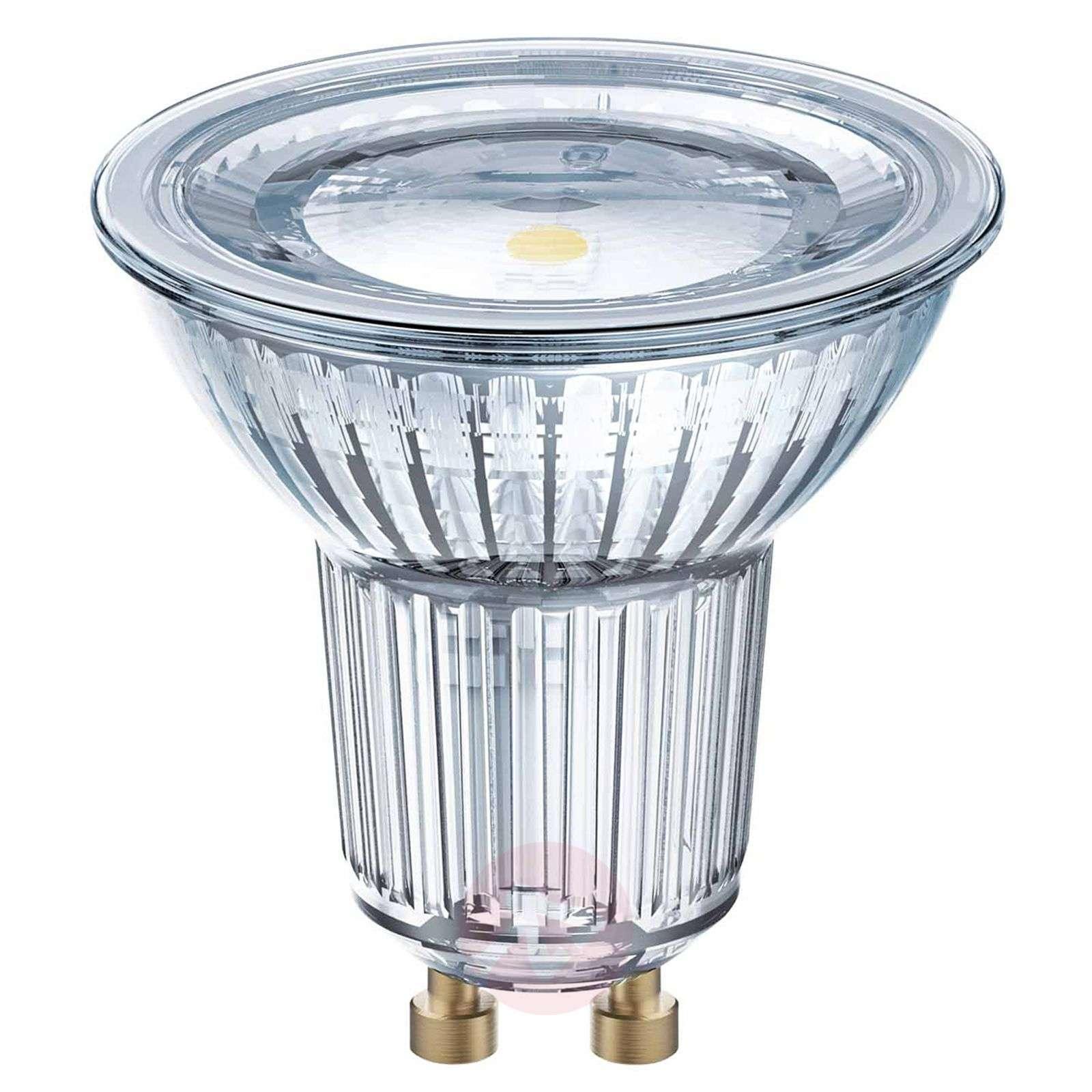 GU10 4,3W 827 LED-lasiheijastinlamppu Star 120degree-7260840-01