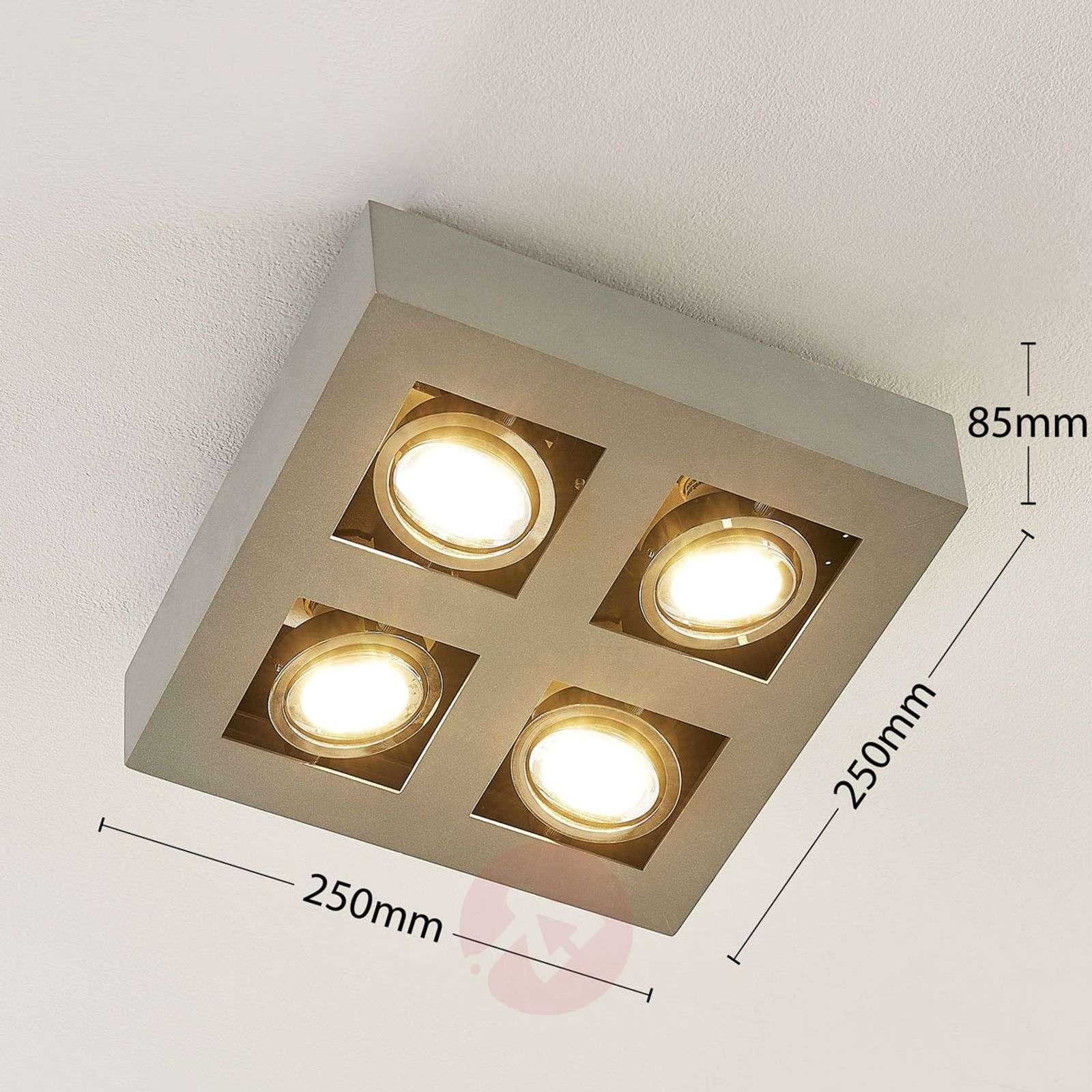 GU10-kohdevalaisin Vince LED-lampuilla-9620076-02