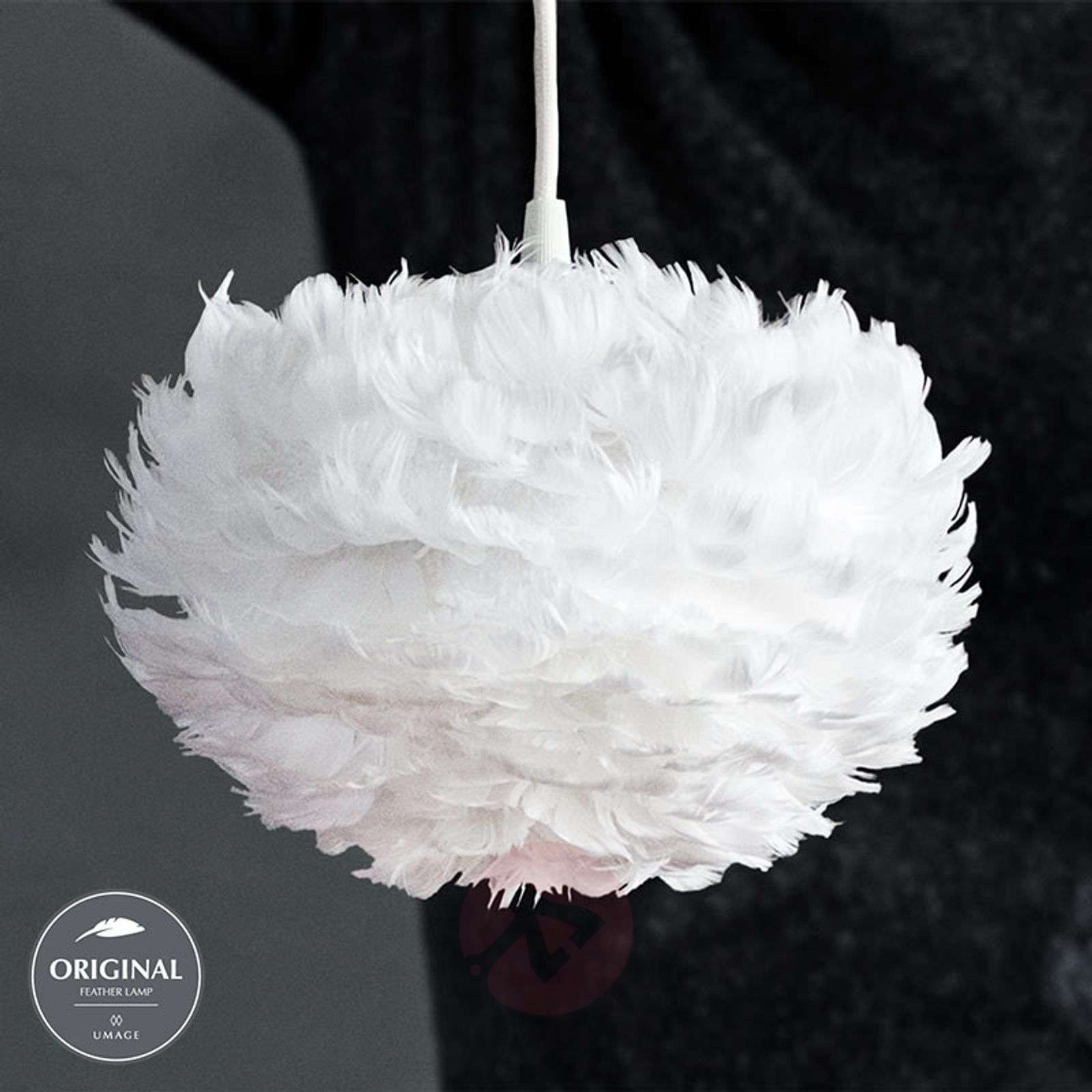 Hanhensulkia – riippuvalaisin Eos micro, valkoinen-9521026-01