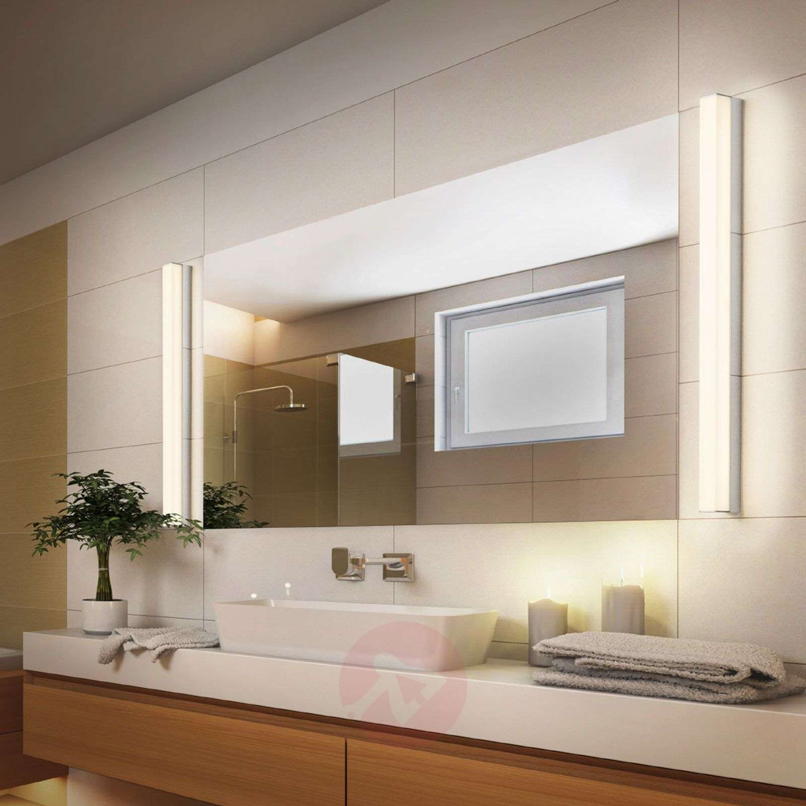 Helestra Lado LED-peililamppu 60 cm-4516449-02