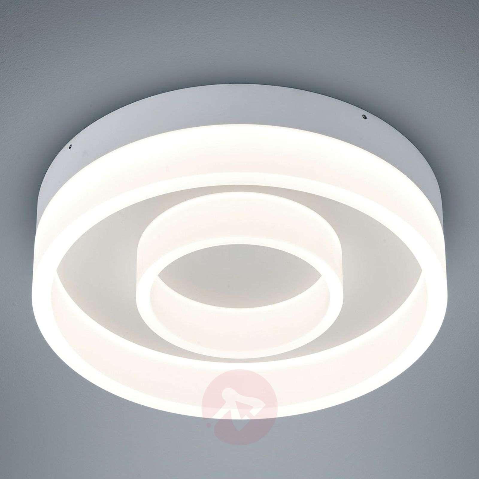Helestra Liv pyöreä LED-kattolamppu 30 cm-4516982-01