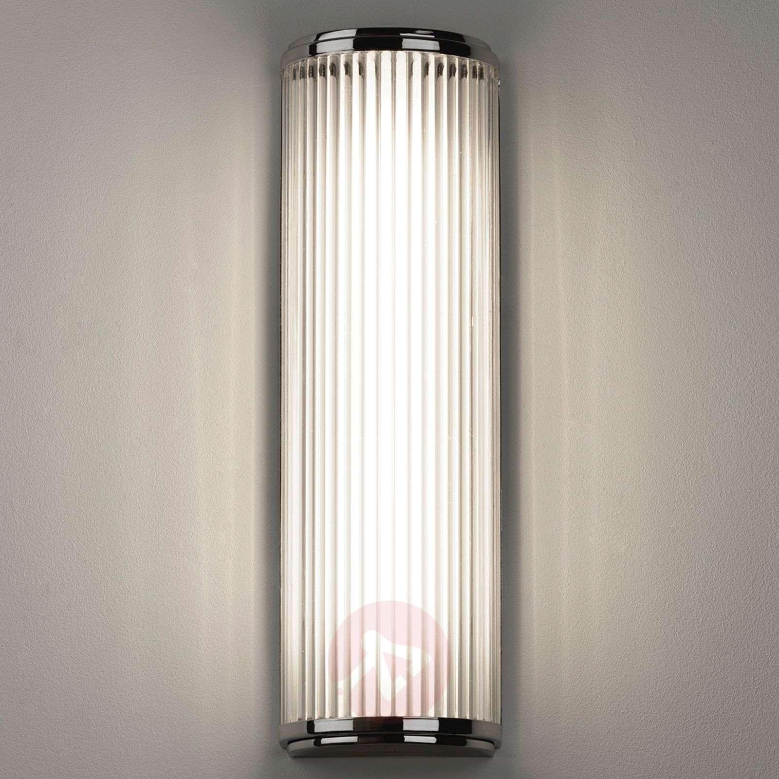Hienoilla urilla LED-seinävalaisin Versailles-1020540-01