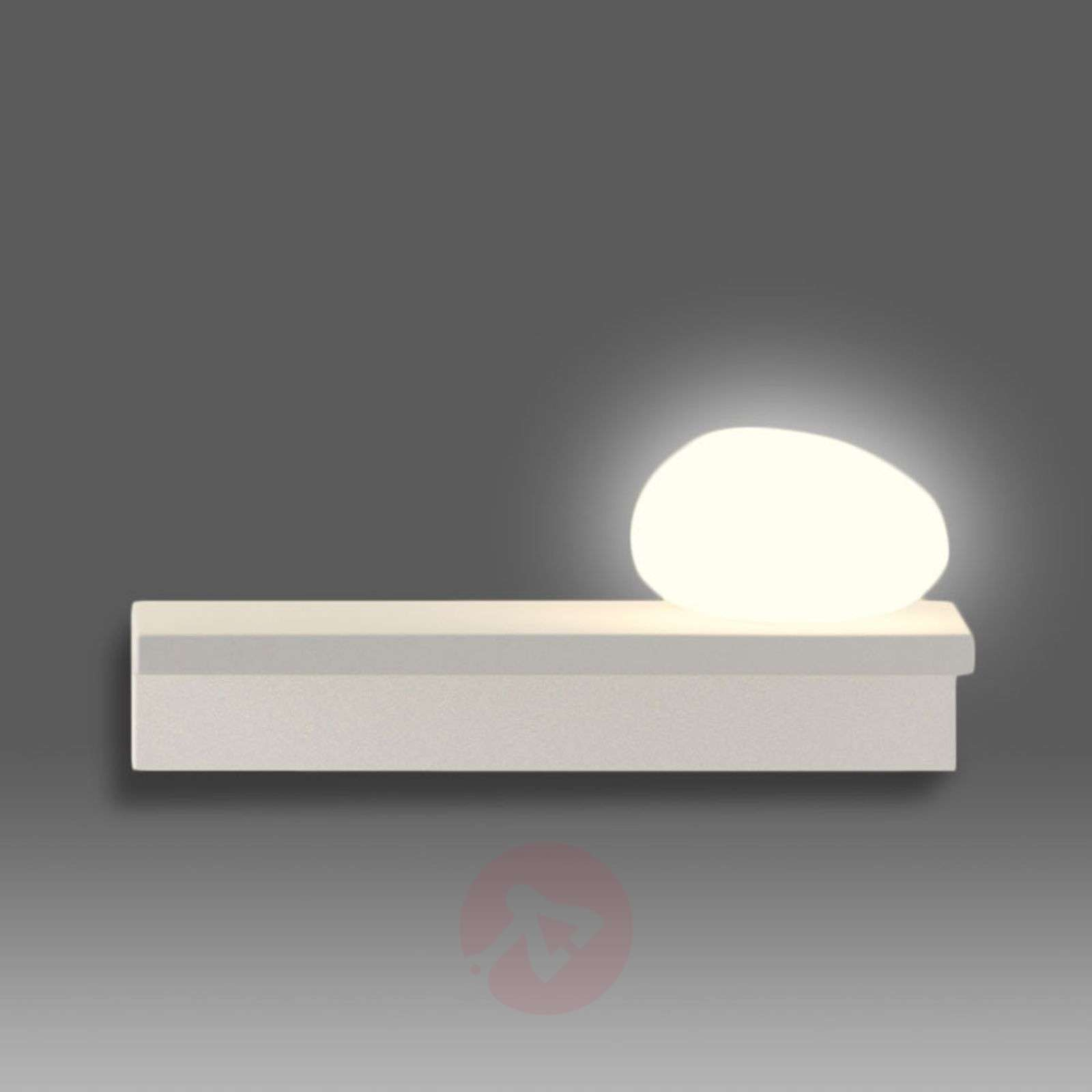 Hienostunut LED-seinävalaisin Suite 14 cm-9515079-01
