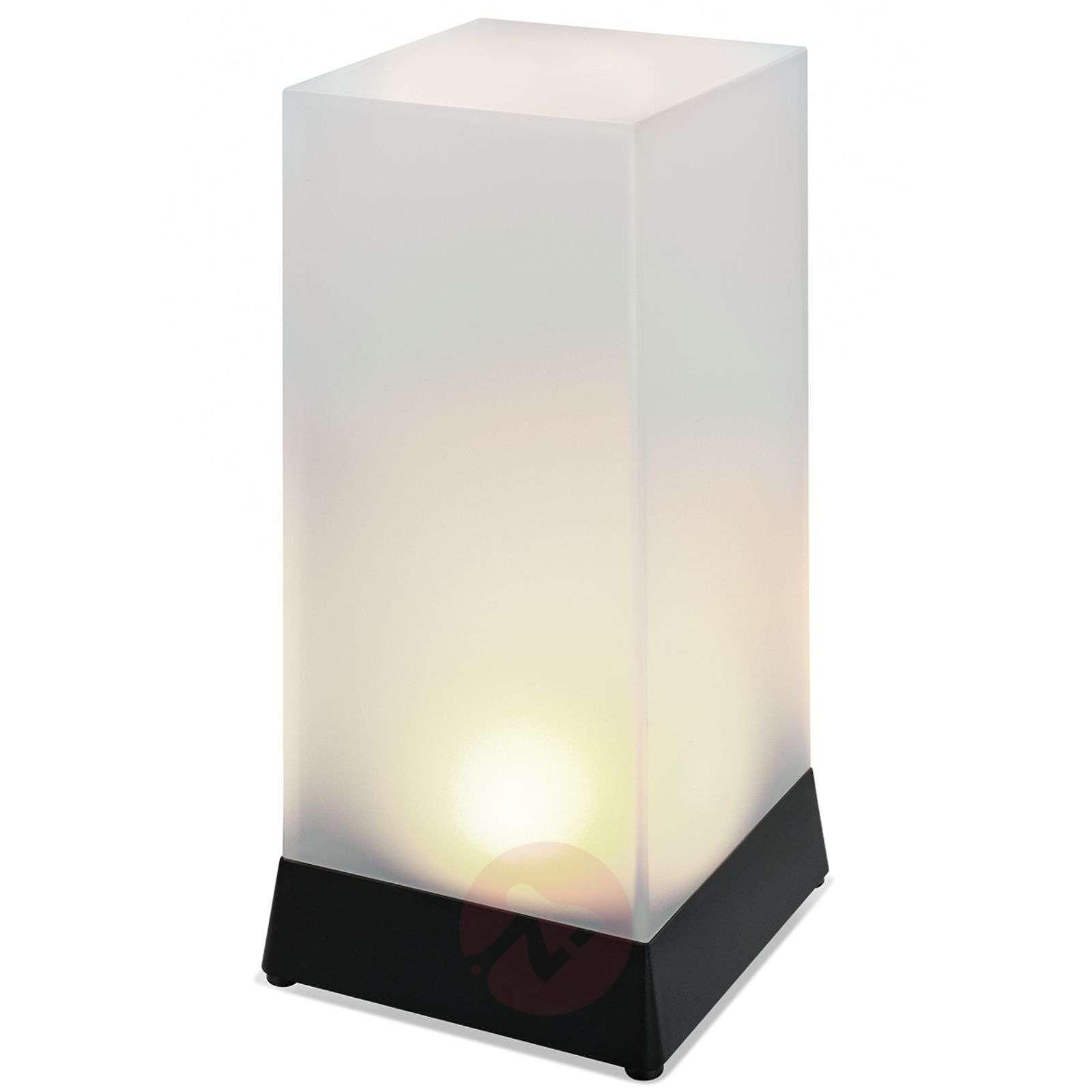 High Cube LED-pöytävalaisin aurinkokennolla-3012237-04