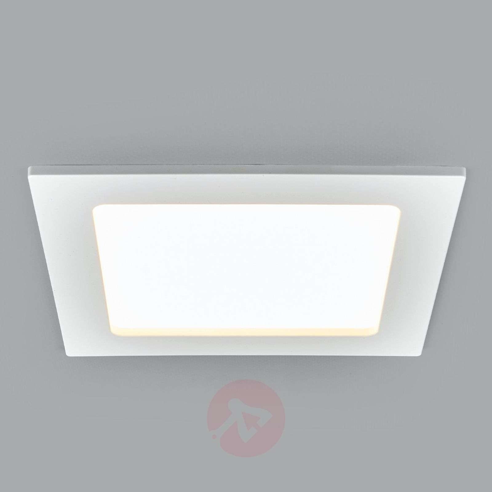 Hillitty upotettu LED-kohdevalaisin Feva, 10,5W-9978017-019
