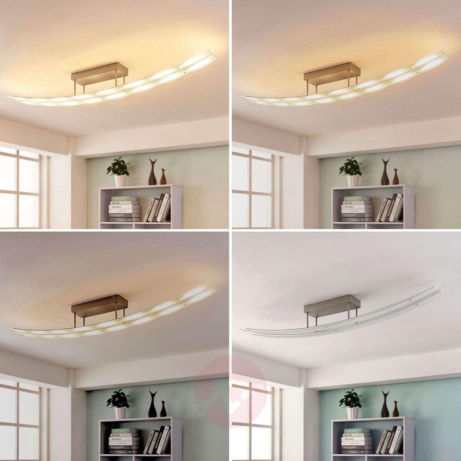 Himmennettävä LED-kattovalaisin Jarda-9621139-02
