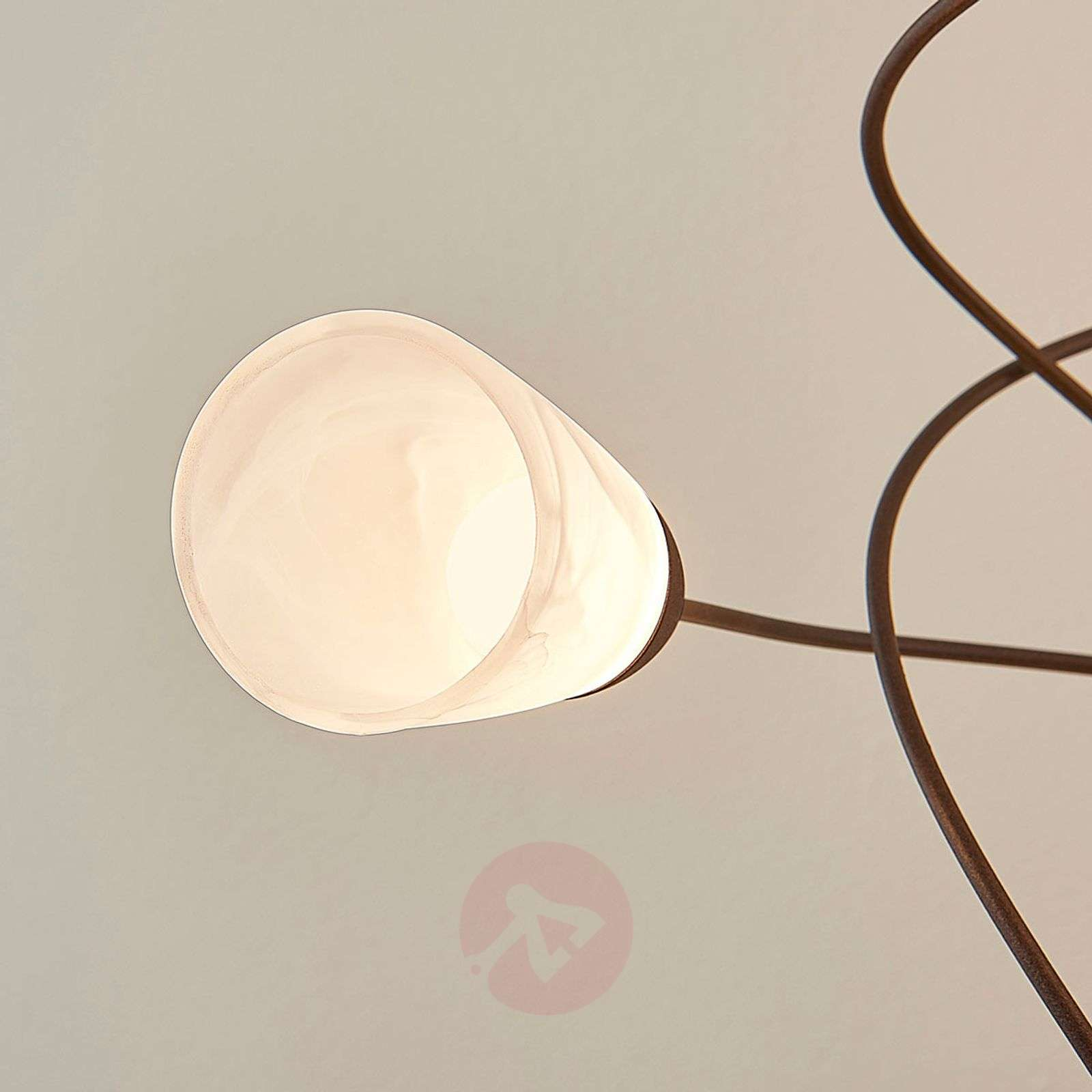 Himmennettävä LED-lattialamppu Hannes-9624039-01