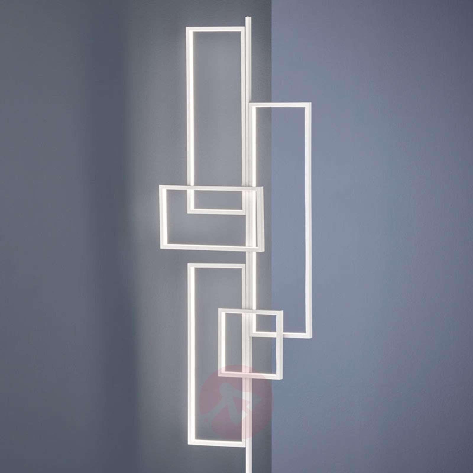 Himmennettävä LED-lattialamppu Tucson jalkakytkin-9005519-01