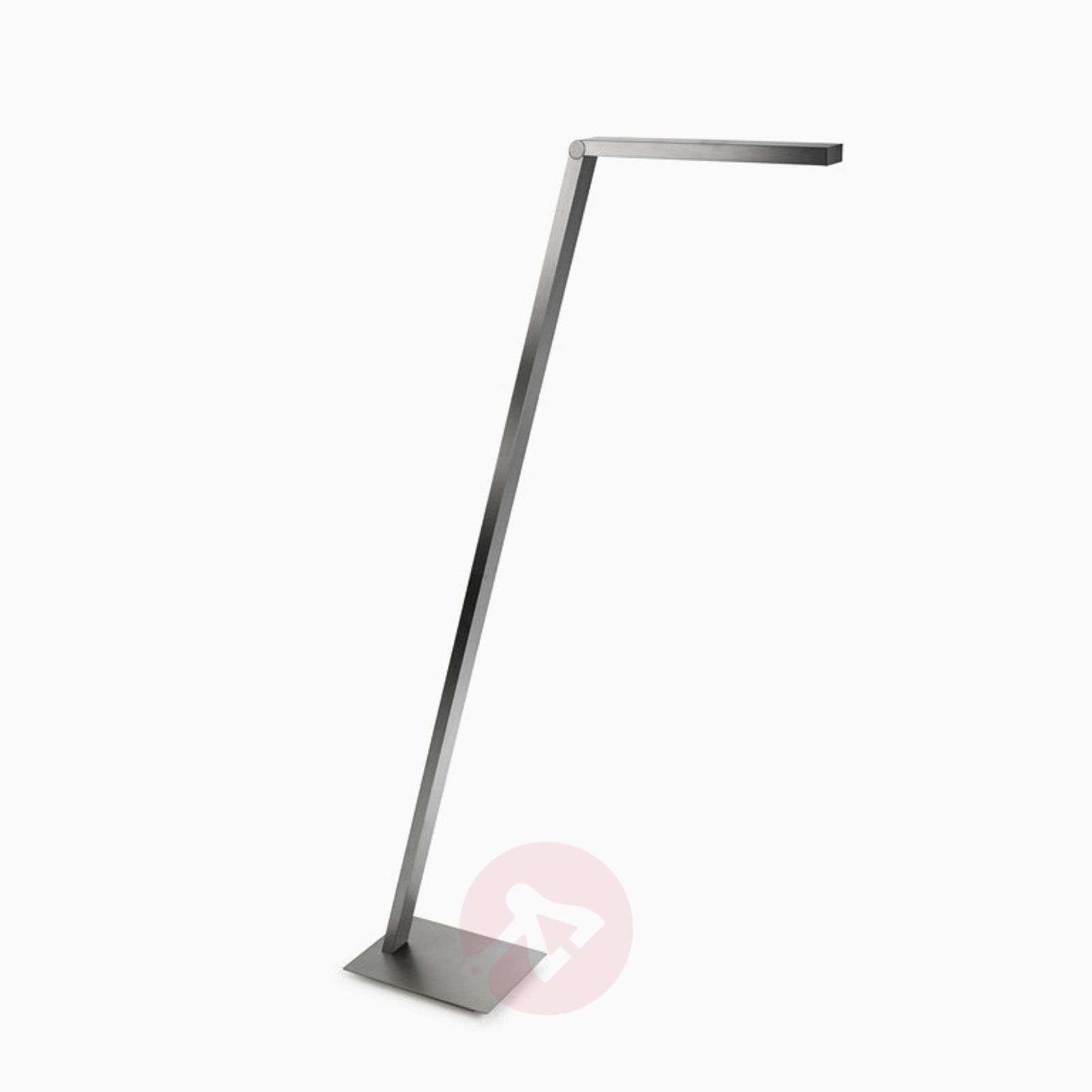 Himmennettävä LED-lattiavalaisin Clau-7585012-01
