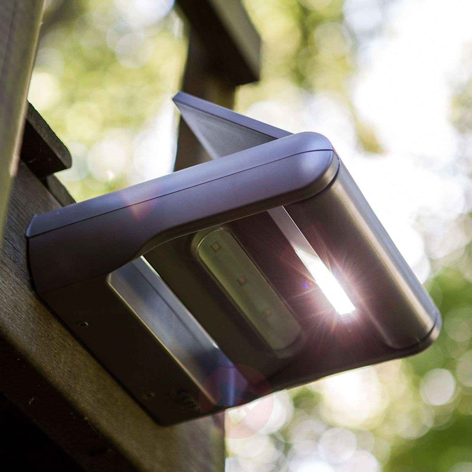 Himmennettävä Mini LEDSpot-ulkoseinävalaisin-3006234-01