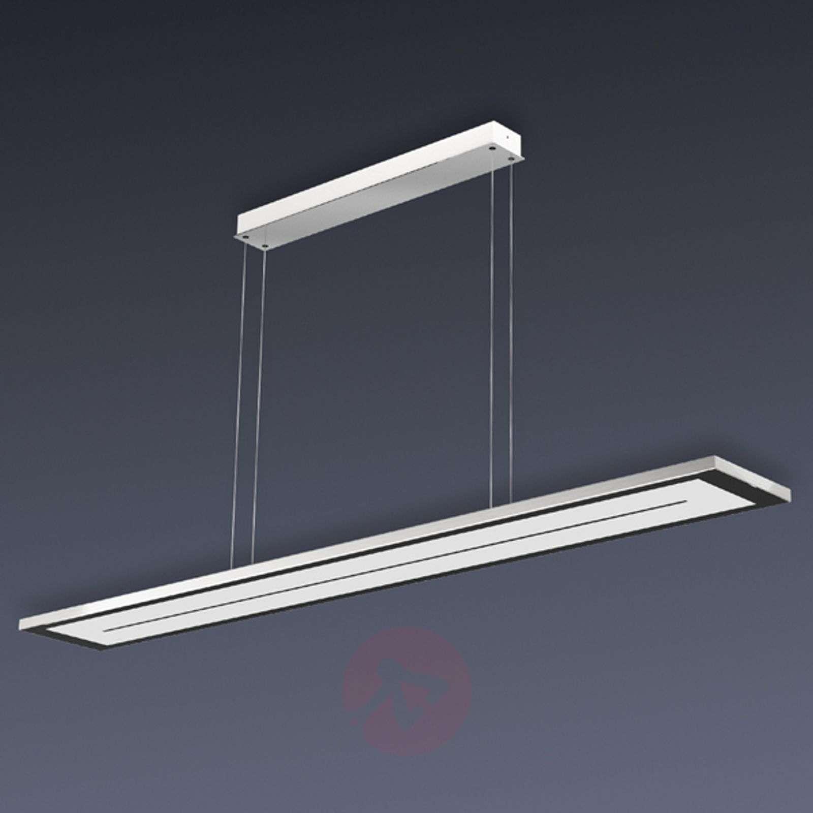 Himmennettävä Zen-LED-riippuvalaisin pituus 108 cm-3025228-01
