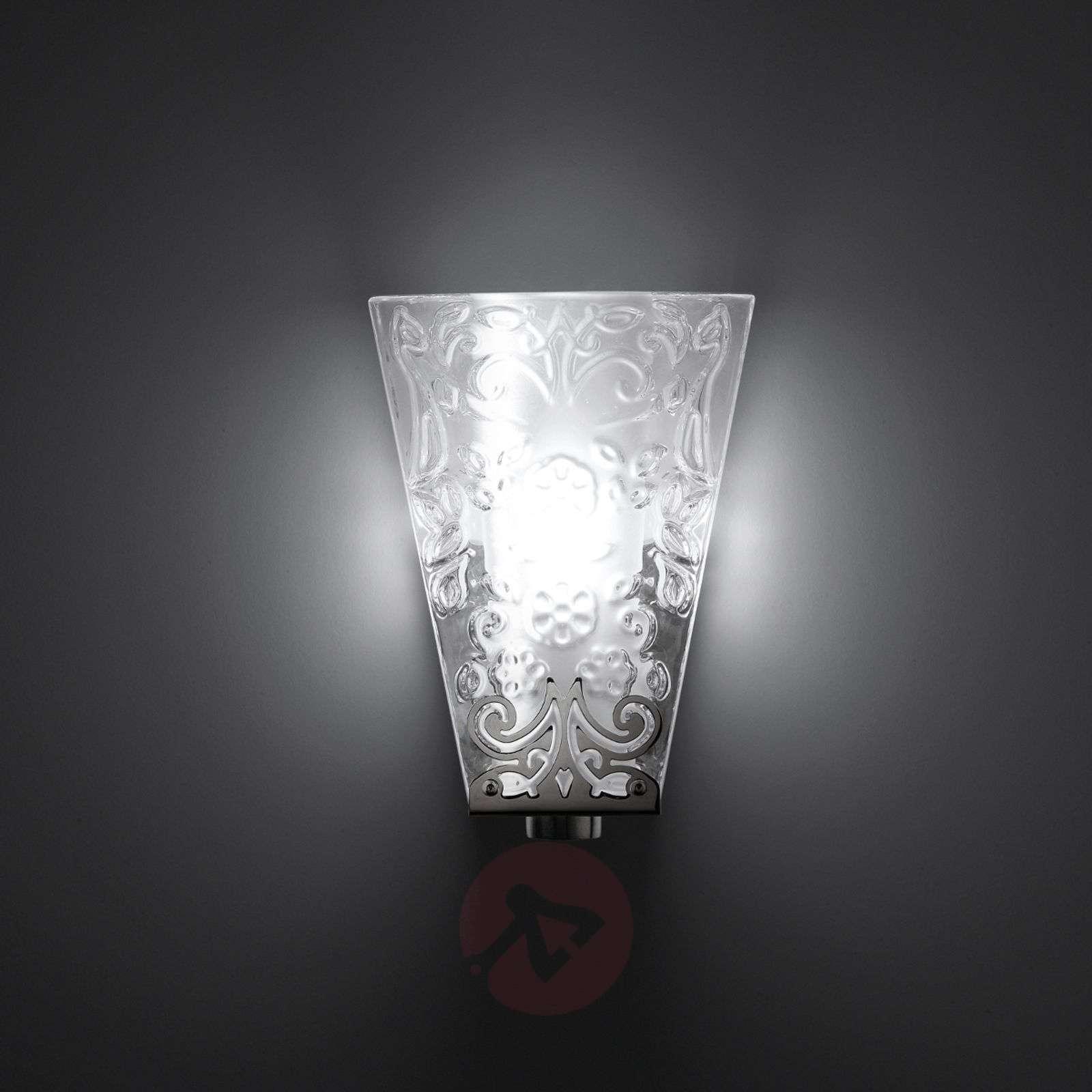 Huippulaadukas seinävalaisin VICKY, 1-lamppuinen-3503125-01