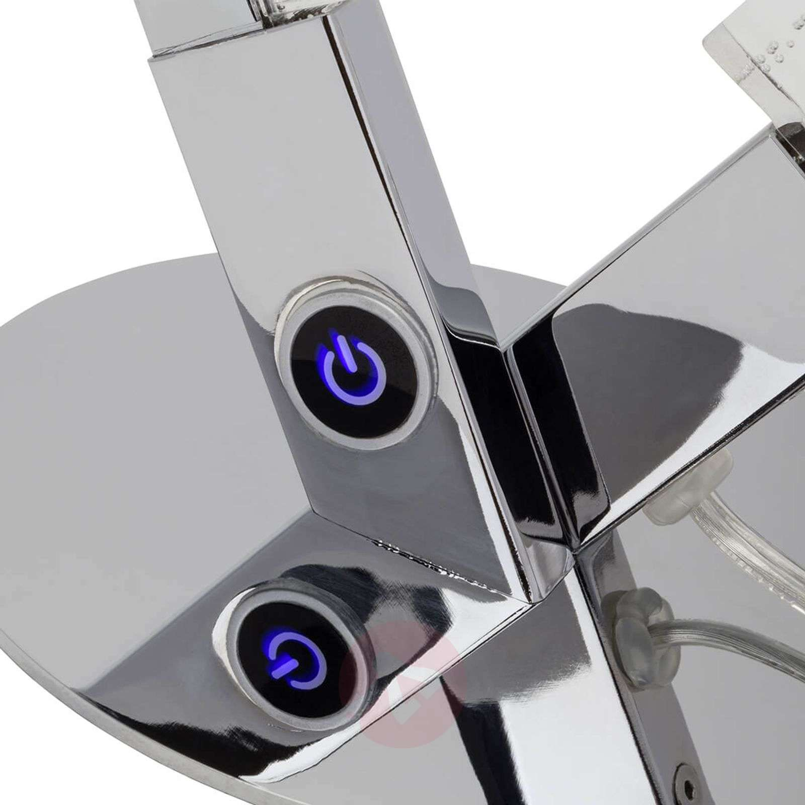 Huippumoderni LED-pöytävalaisin Sparkling-1509298-01