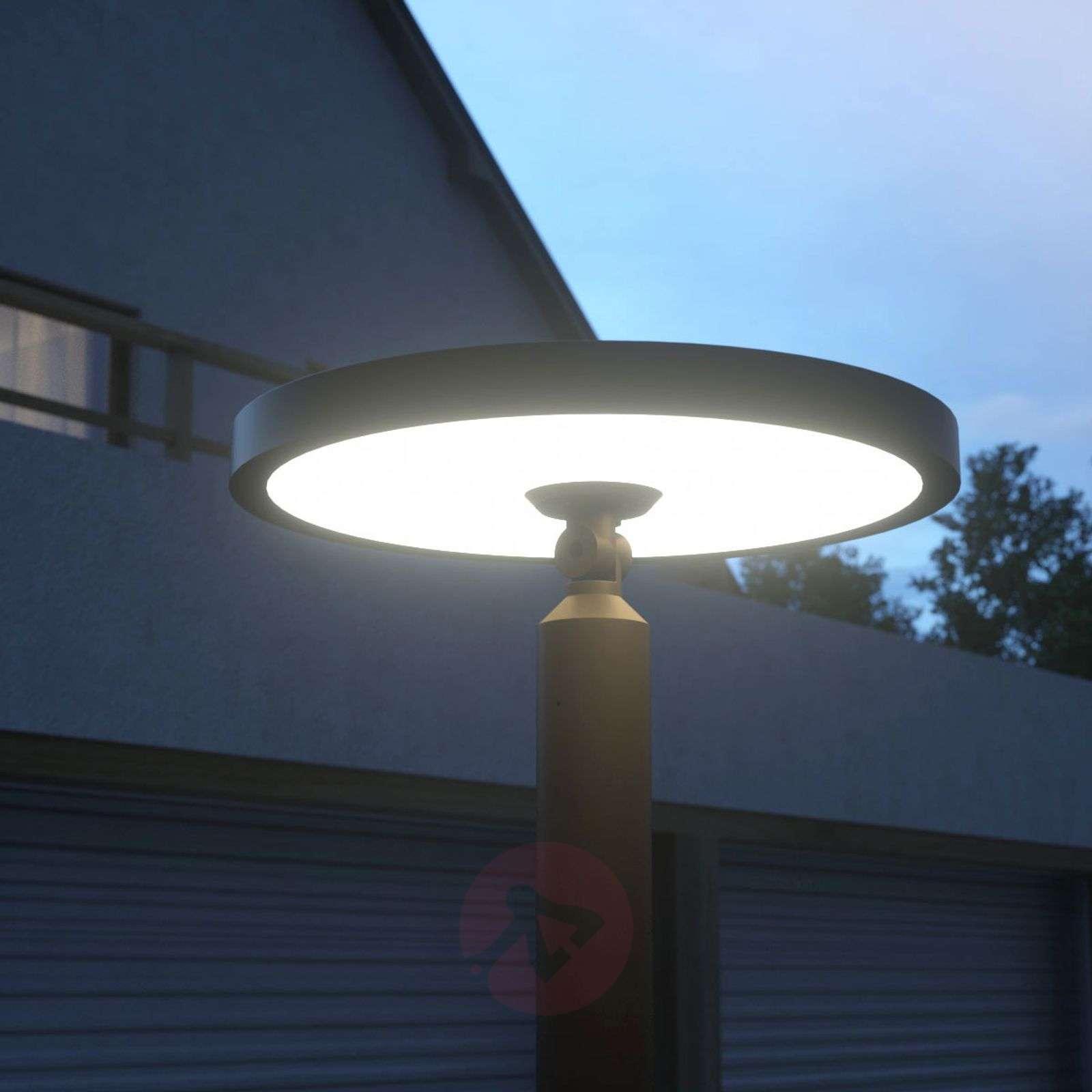 Huippumoderni LED-pylväsvalaisin Akito-9616135-04