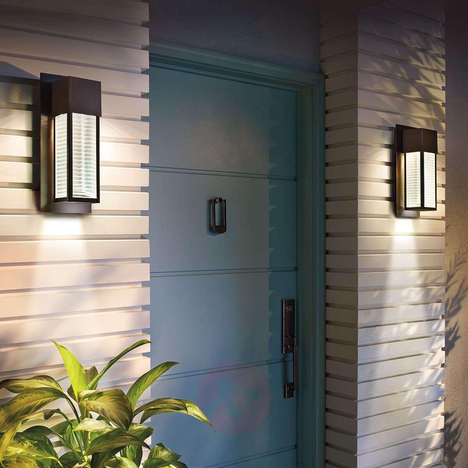 Huippumoderni Sorel-LED-seinävalaisin ulkokäyttöön-3048742-01