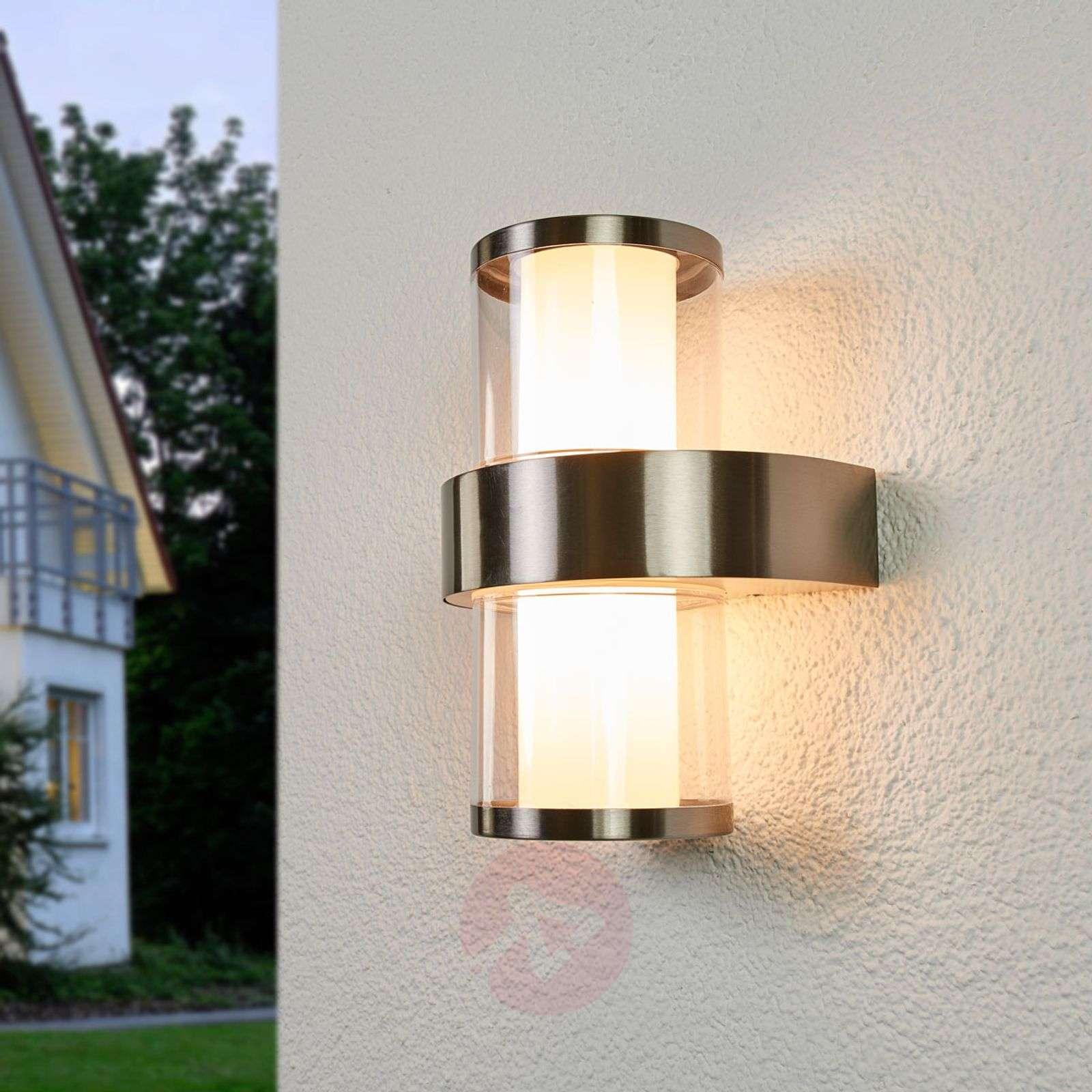 Iättömän kaunis LED-ulkoseinävalaisin Beverly-3000513-01