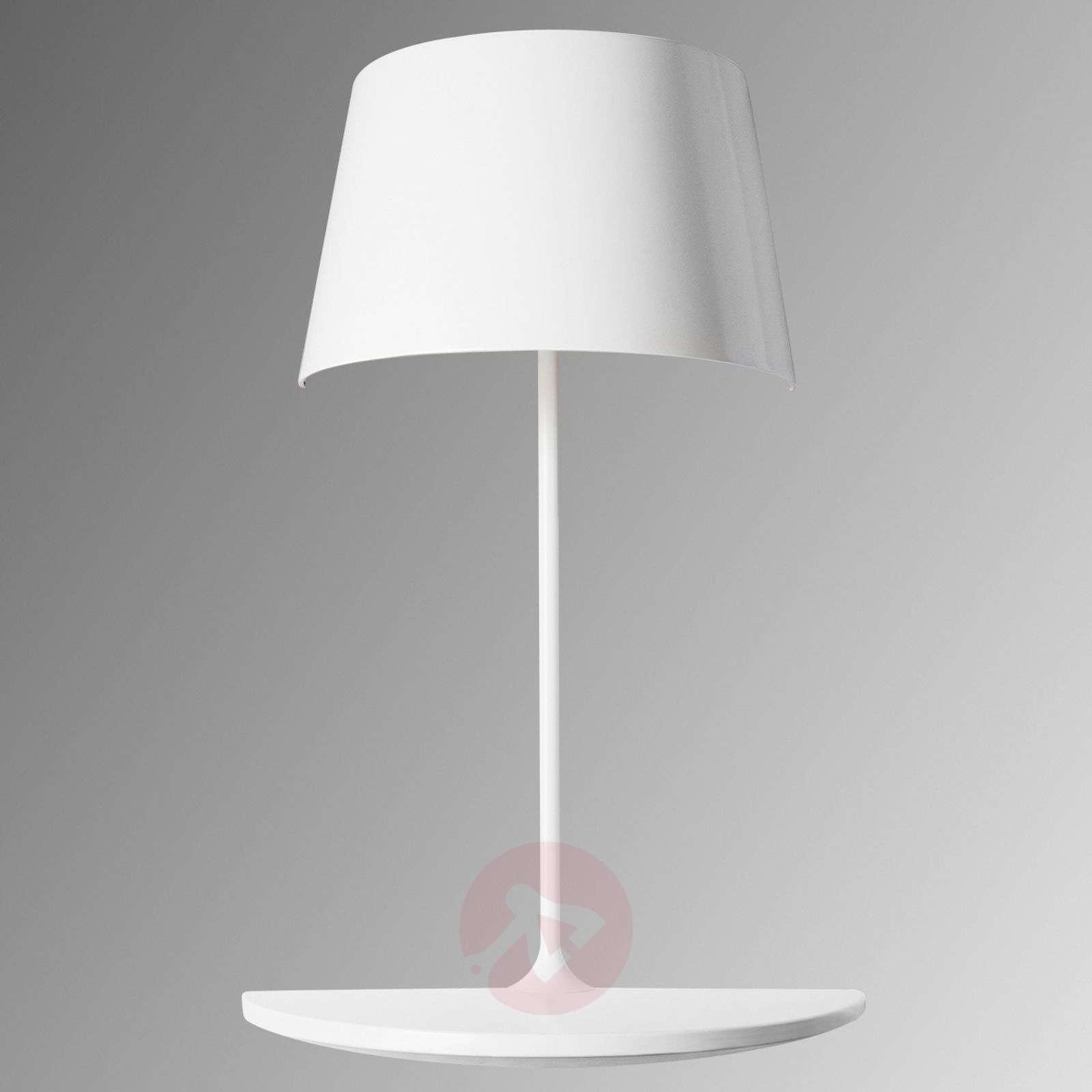 Illusion Half – design-seinävalaisin ja pöytä-7013025X-09